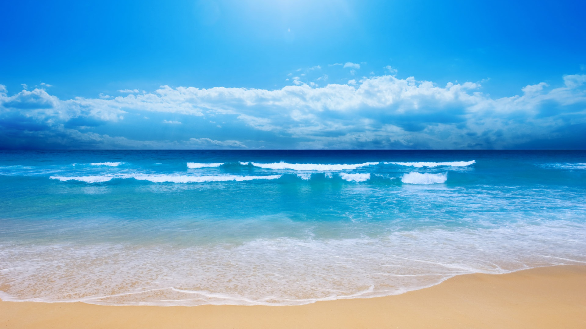 Small Sea Wave Hdtv 1080p Wallpapers In Jpg Format For Free Download