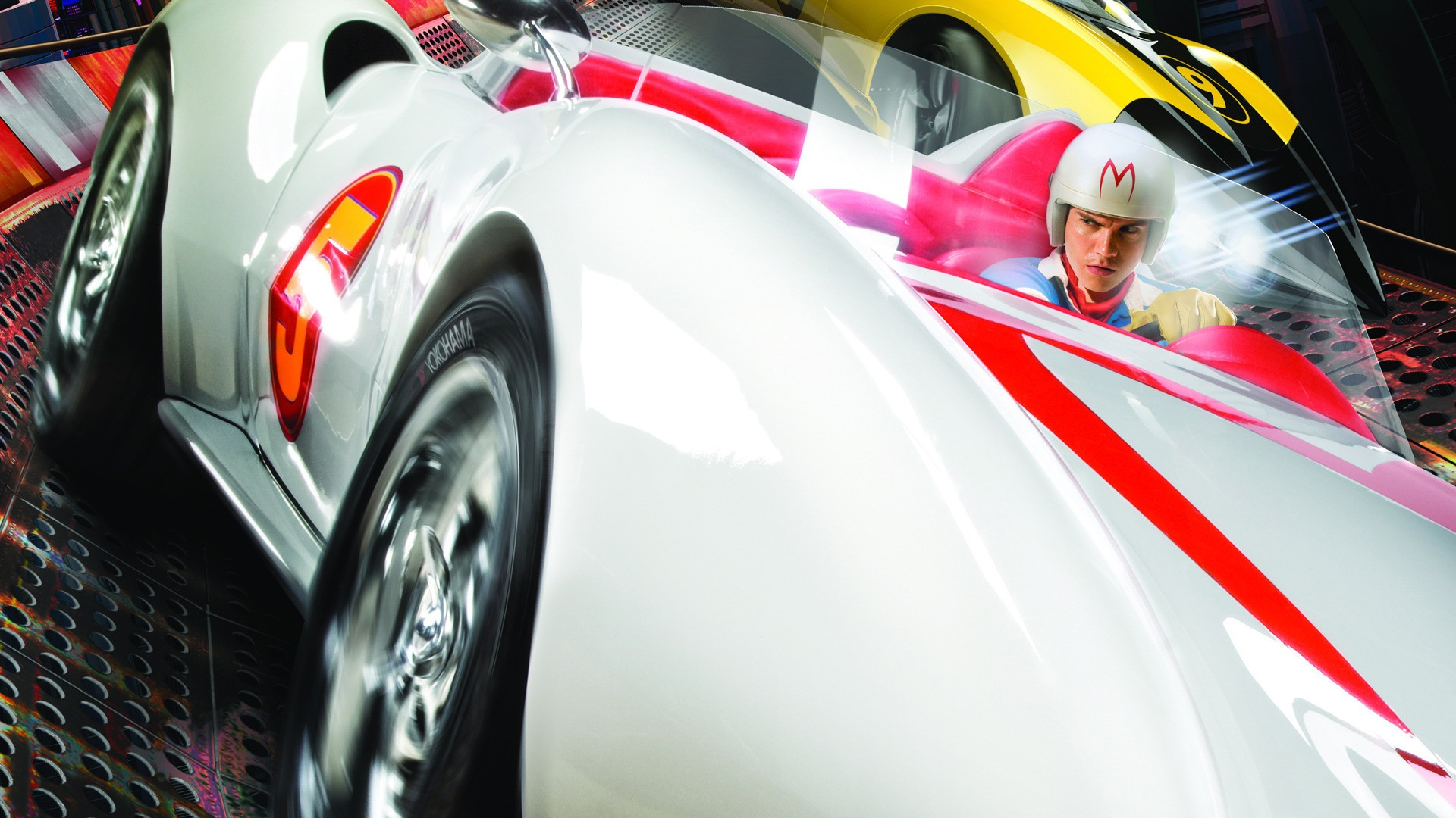 speed racer movie wallpapers in jpg format for free download