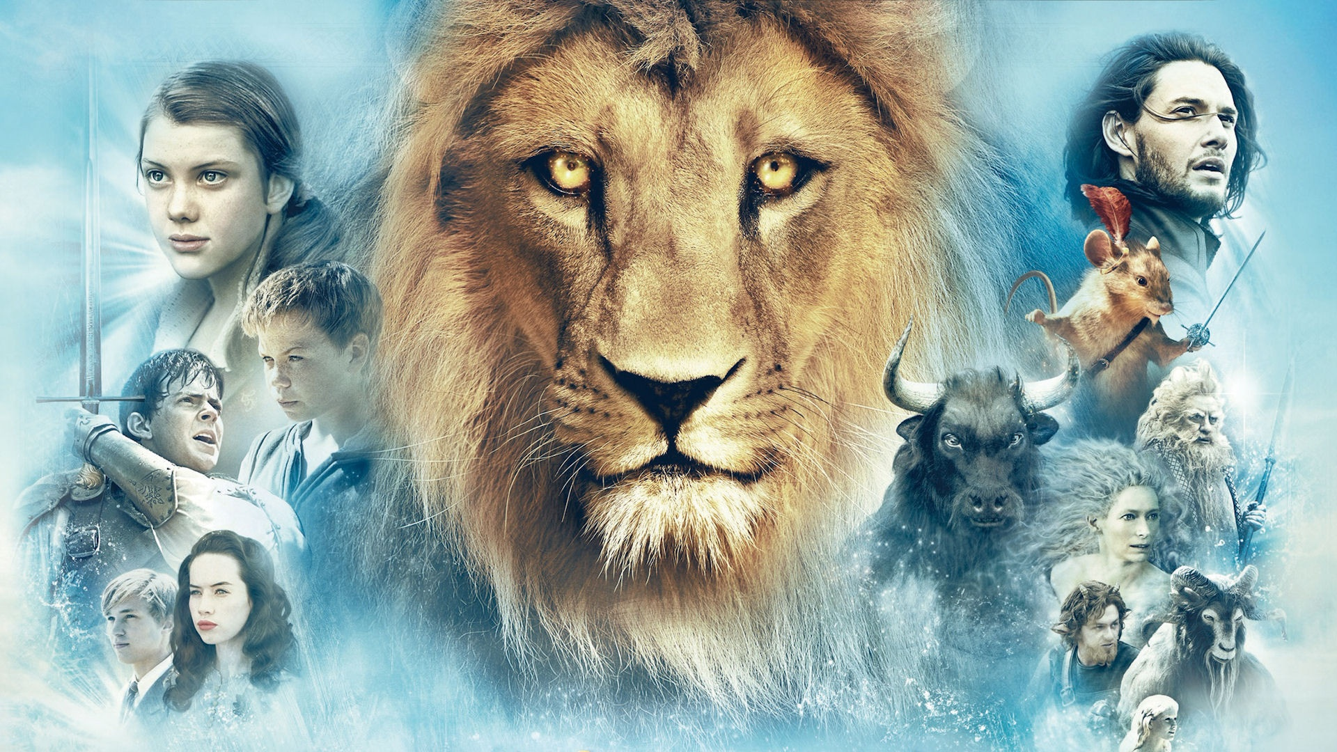 The chronicles of narnia prince caspian wallpaper wallpapers for ... for Narnia Aslan Wallpaper  59nar