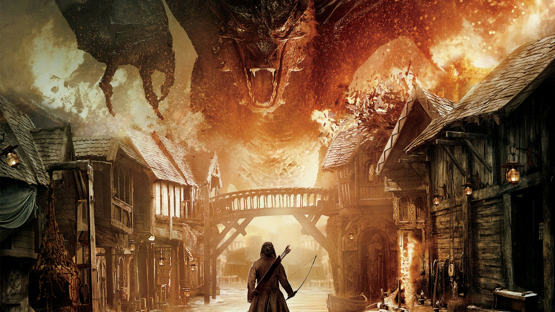 The Hobbit Battle Of Five Armies Wallpapers