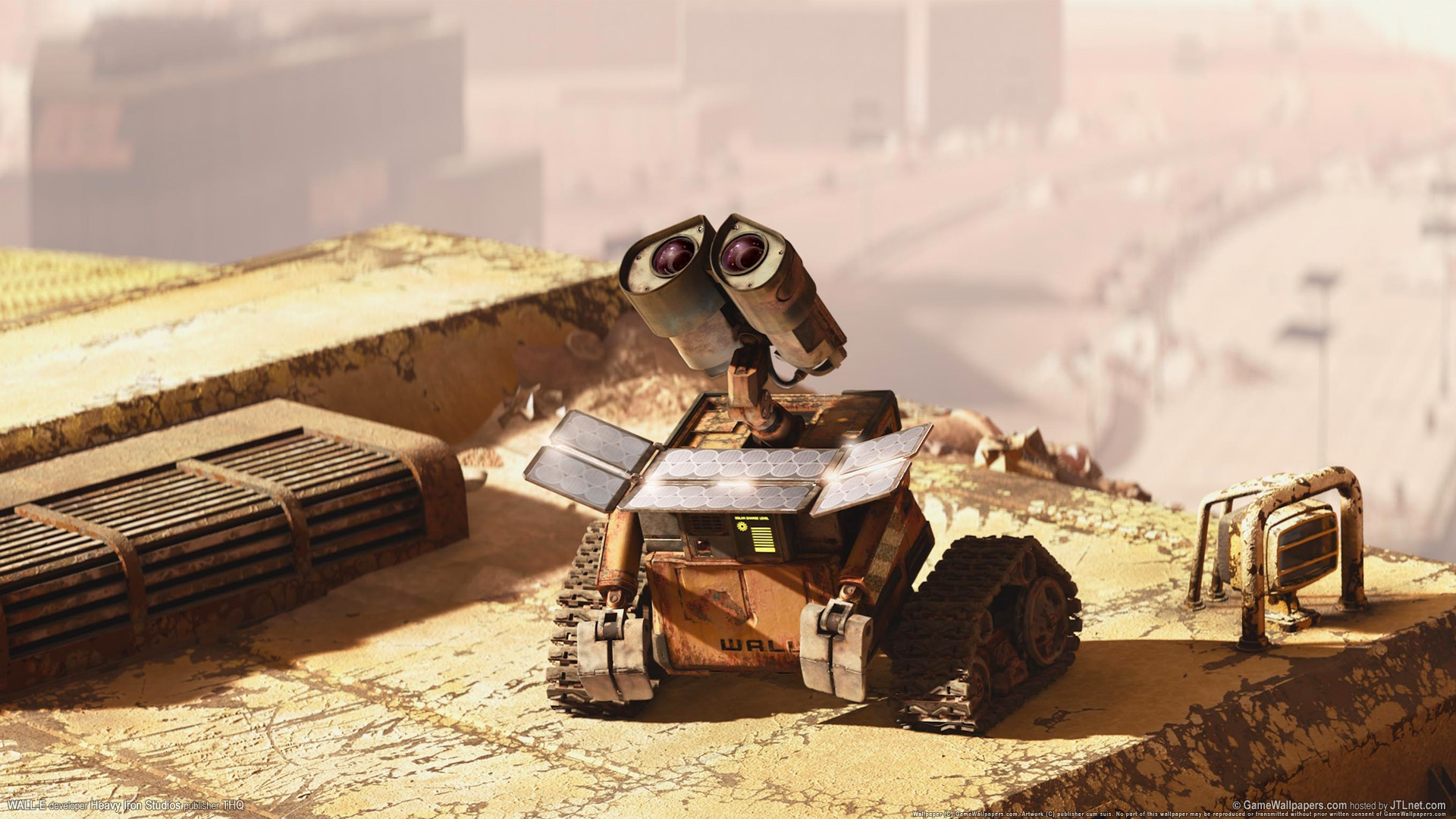 Wall E Hd 1080p Wallpapers In Jpg Format For Free Download