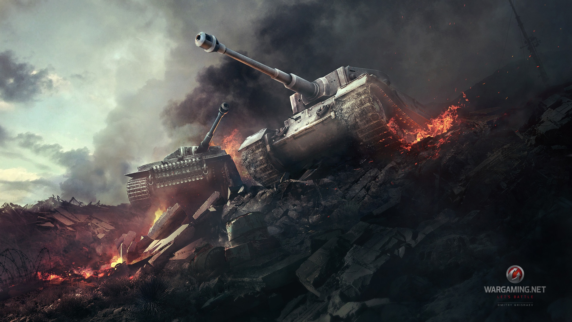 Wargaming World Of Tanks Wallpapers In Jpg Format For Free Download