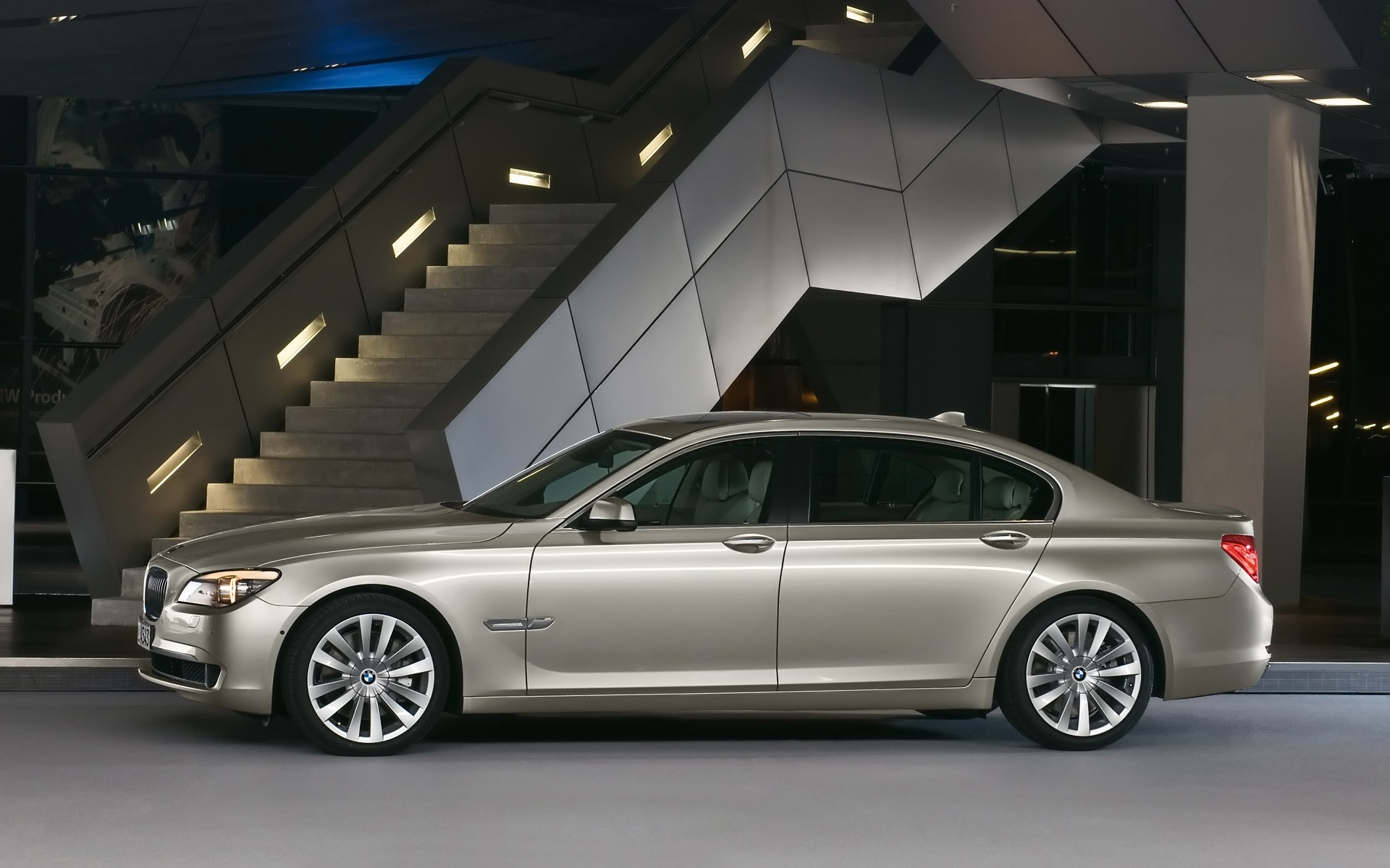 2009 BMW 7 Series Wallpaper BMW Cars Wallpapers in jpg format for ...