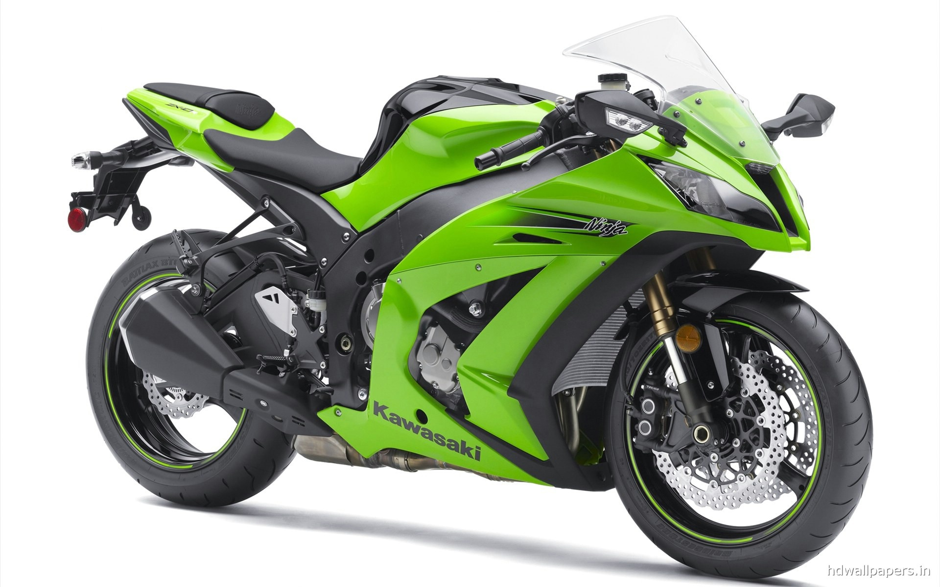 2011 Kawasaki Ninja ZX10R Wallpapers In Jpg Format For Free Download