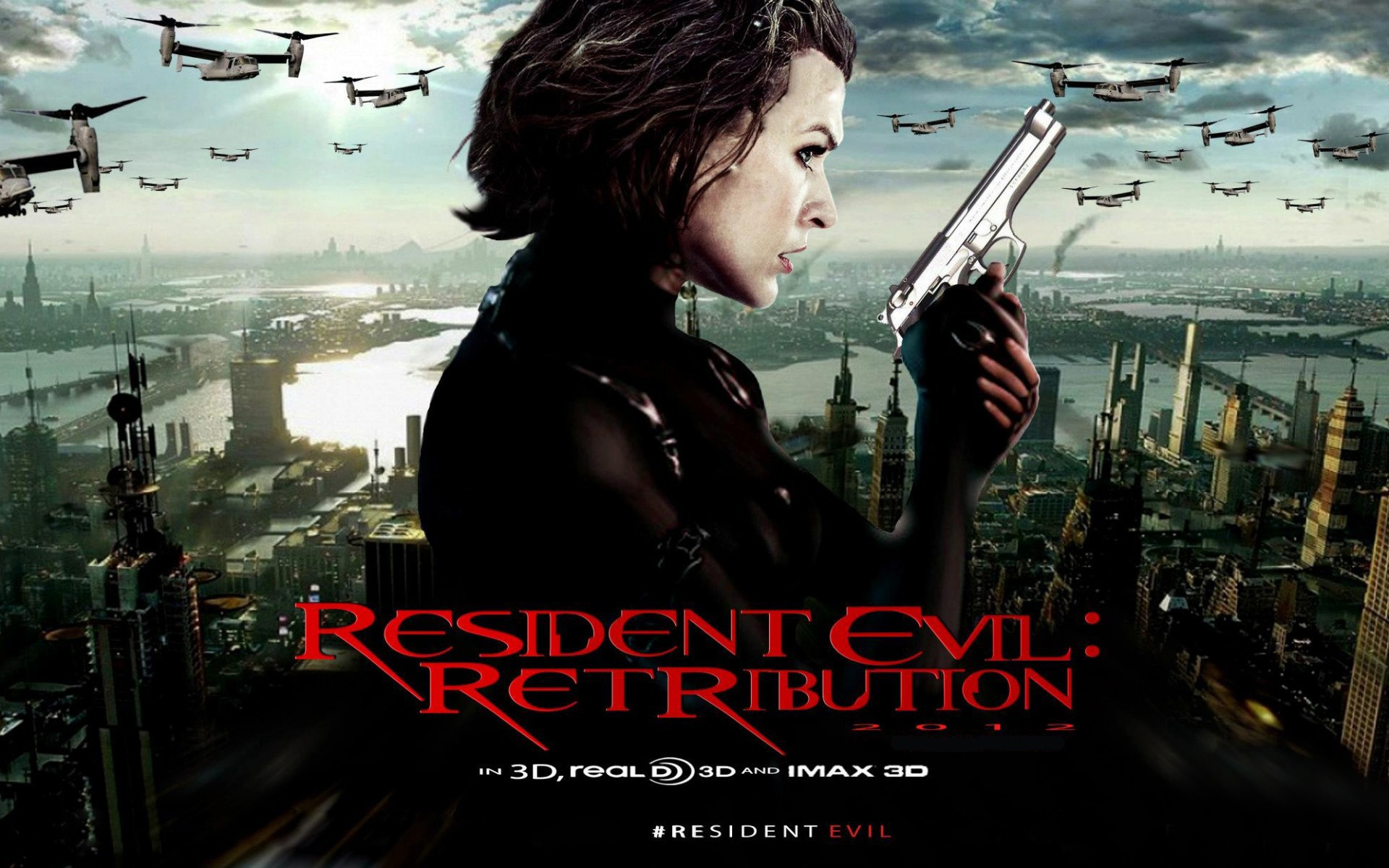 filme resident evil 5 retribution dublado gratis