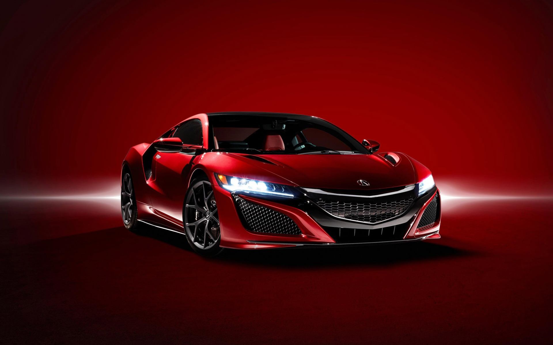 2016 Acura NSX Supercar Wallpapers in jpg format for free