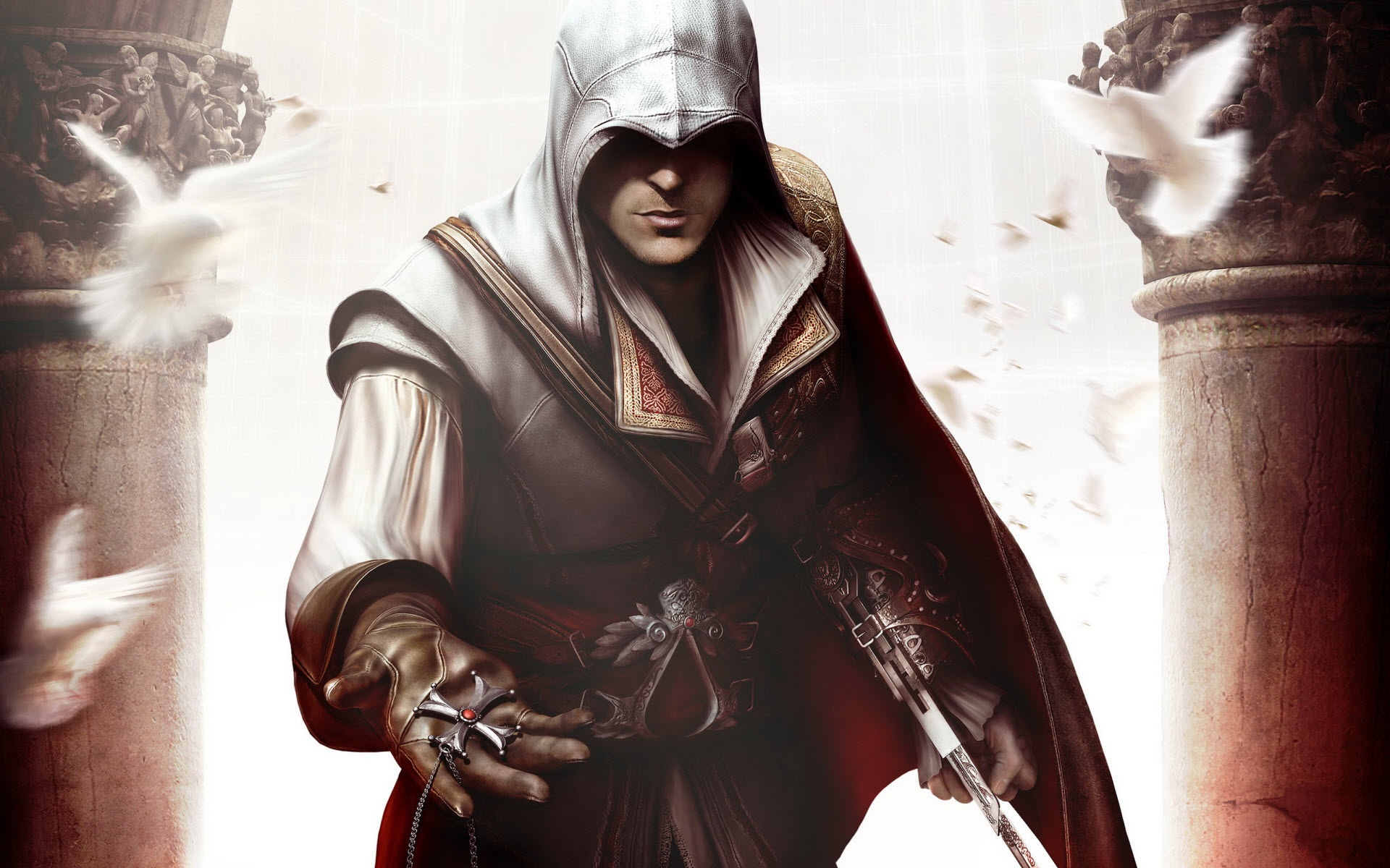 assassin's creed ii hq wallpapers in jpg format for free download