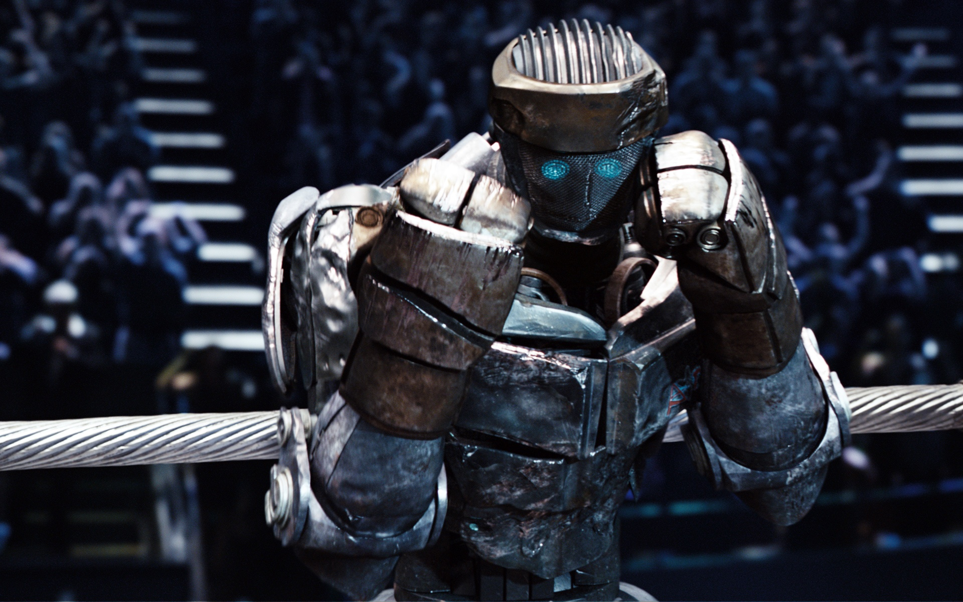 Atom In Real Steel Wallpapers In Jpg Format For Free Download