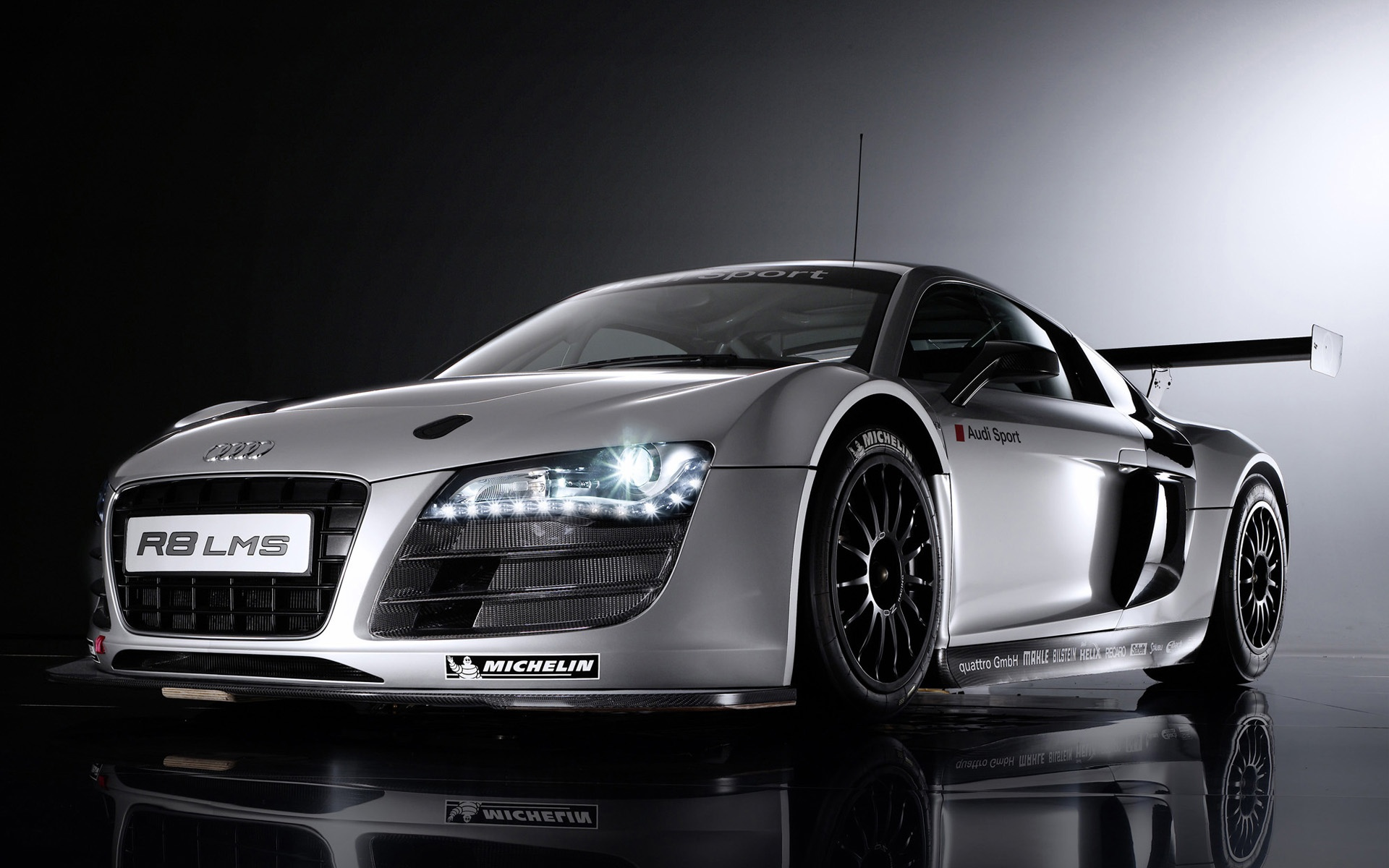 Audi R8 Lms 2010 Wallpapers In Jpg Format For Free Download