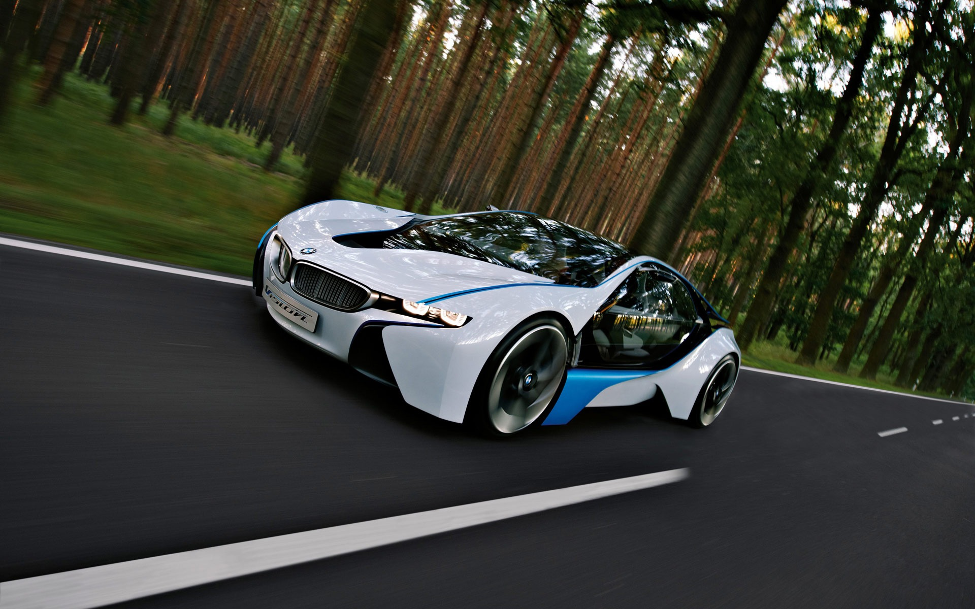 Beautiful BMW Vision Wallpaper BMW Cars Wallpapers