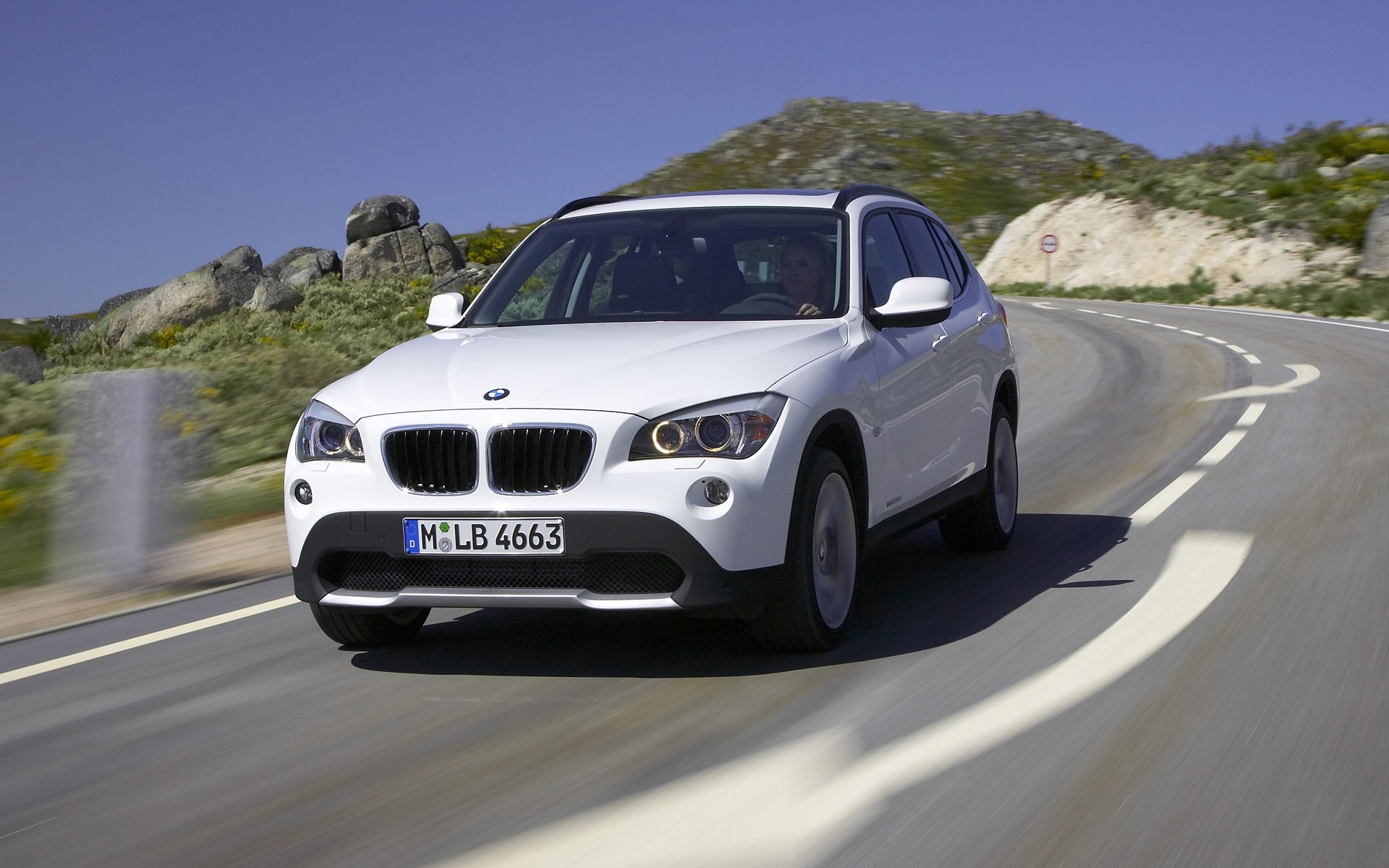 BMW X1 Wallpaper BMW Cars Wallpapers