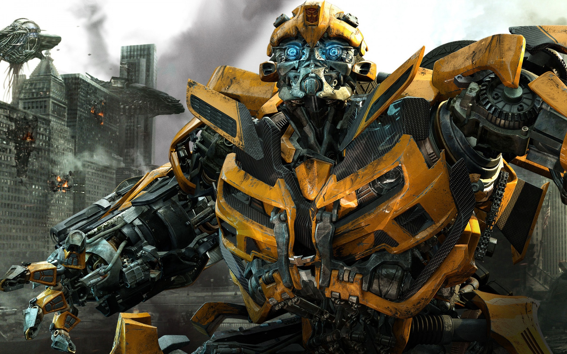 bumblebee in transformers 3 wallpapers in jpg format for free download