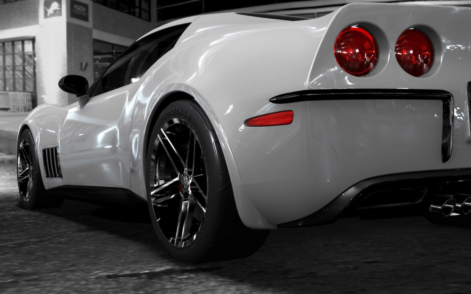Chevrolet Corvette Jake Edition Wallpaper | HD Car Wallpapers