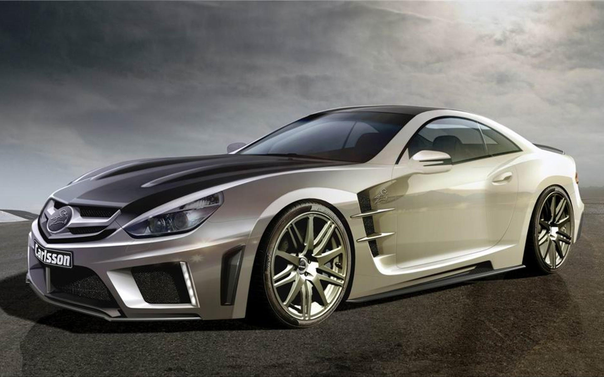 Wallpaper download car - Carlsson C25 Super Car