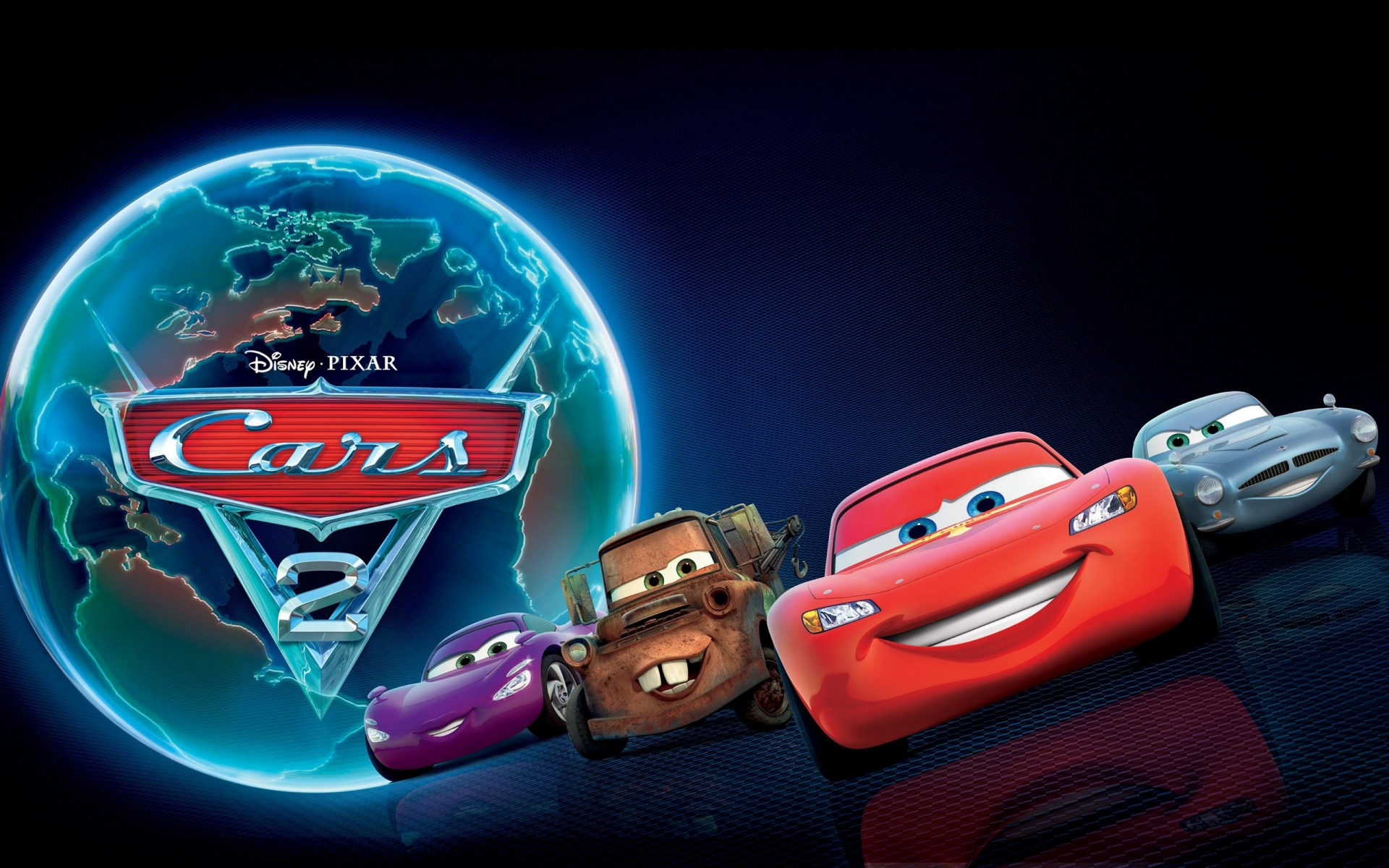cars movie font free download