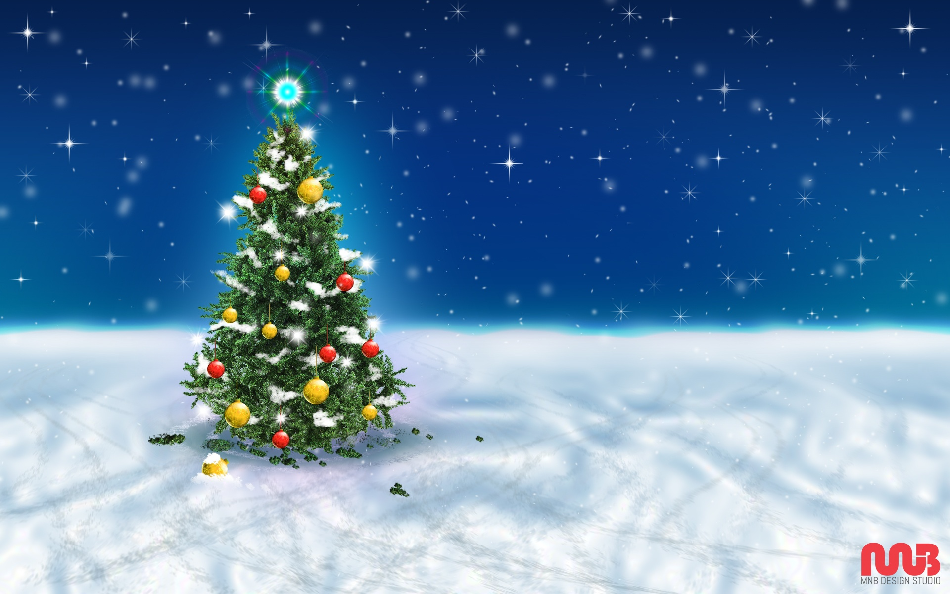 Christmas Tree Snow.Christmas Tree Snow Sky Wallpapers In Jpg Format For Free