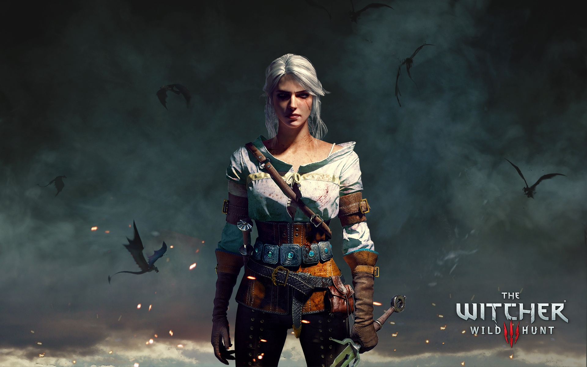 Ciri The Witcher 3 Wild Hunt Wallpapers In Jpg Format For Free Download