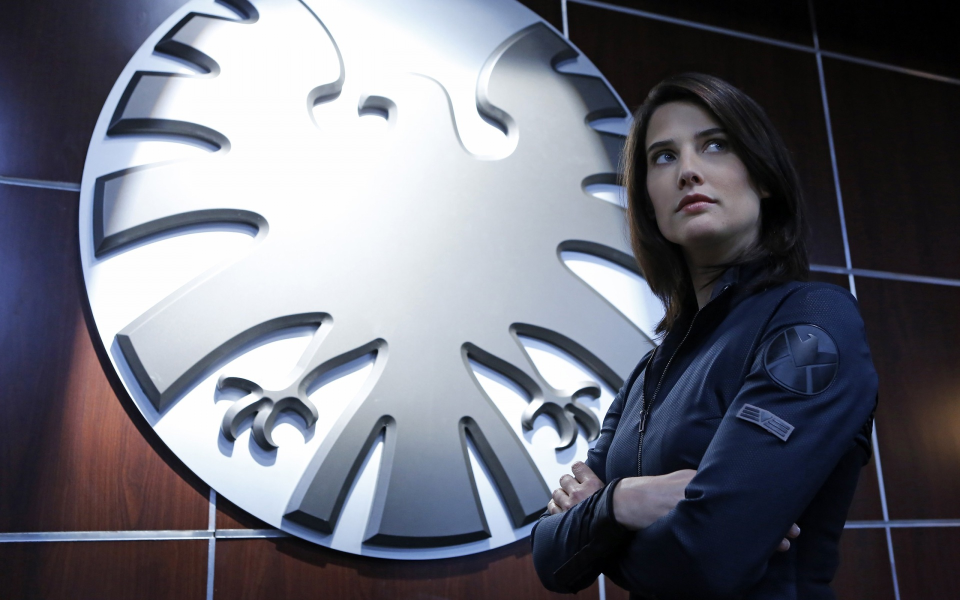Cobie Smulders Maria Hill Agents Of Shield Wallpapers In Jpg Format For Free Download