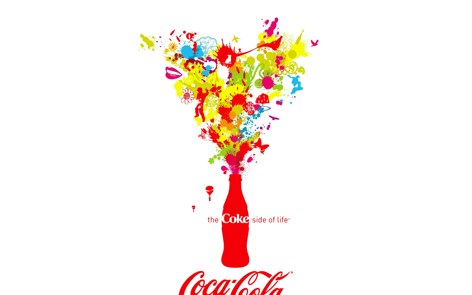 Coca Cola Wallpaper Brands Other Wallpapers