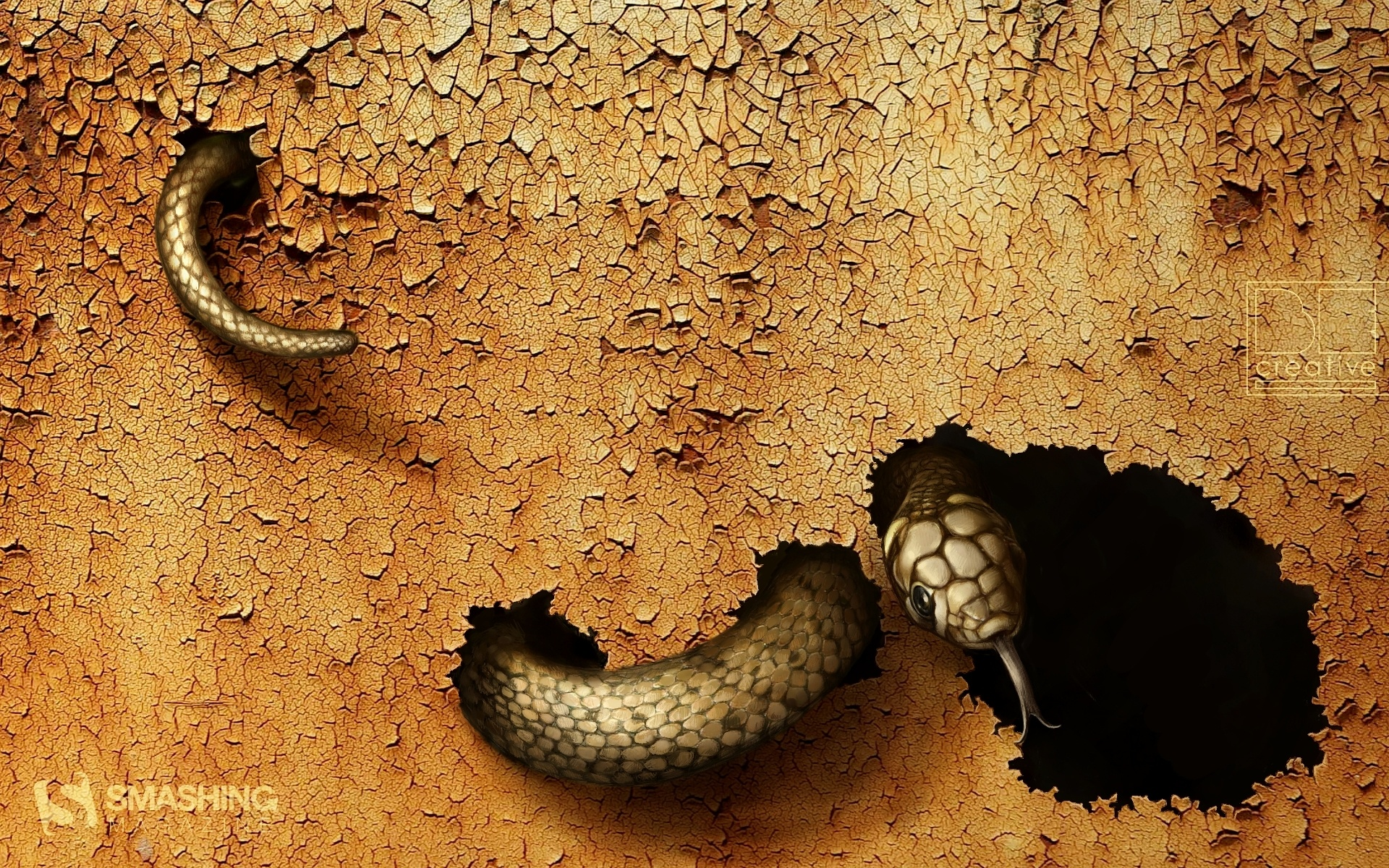Is it dangerous for a snake to be a copperhead