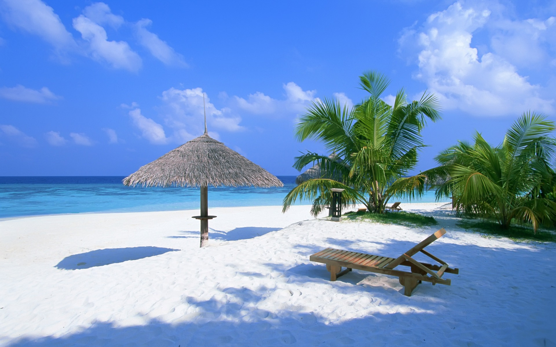 Exotic Paradise Wallpaper Beaches Nature Wallpapers