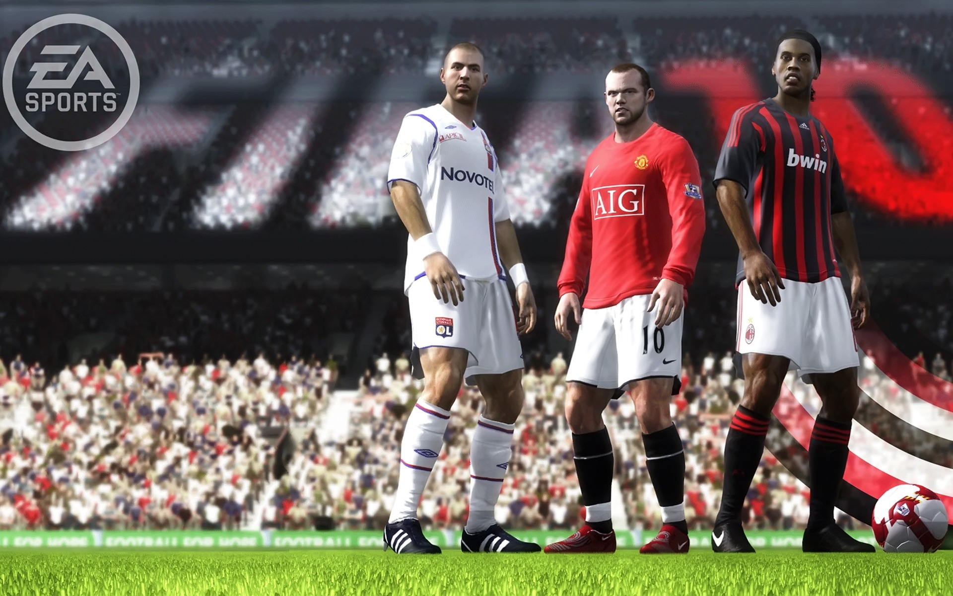 FIFA 10 Wallpaper Fifa Games Wallpapers