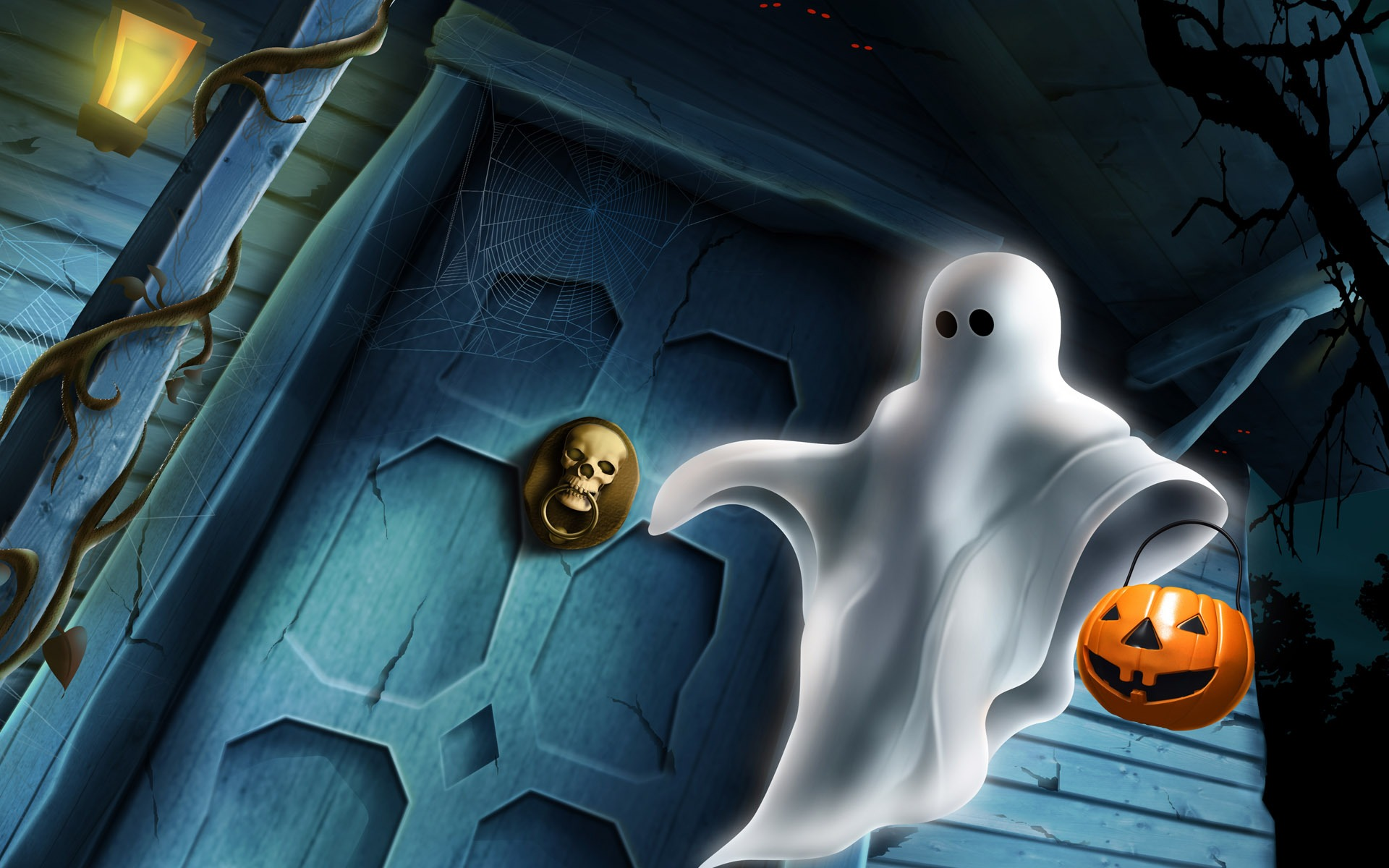 halloween ghost wallpaper halloween holidays wallpapers in jpg