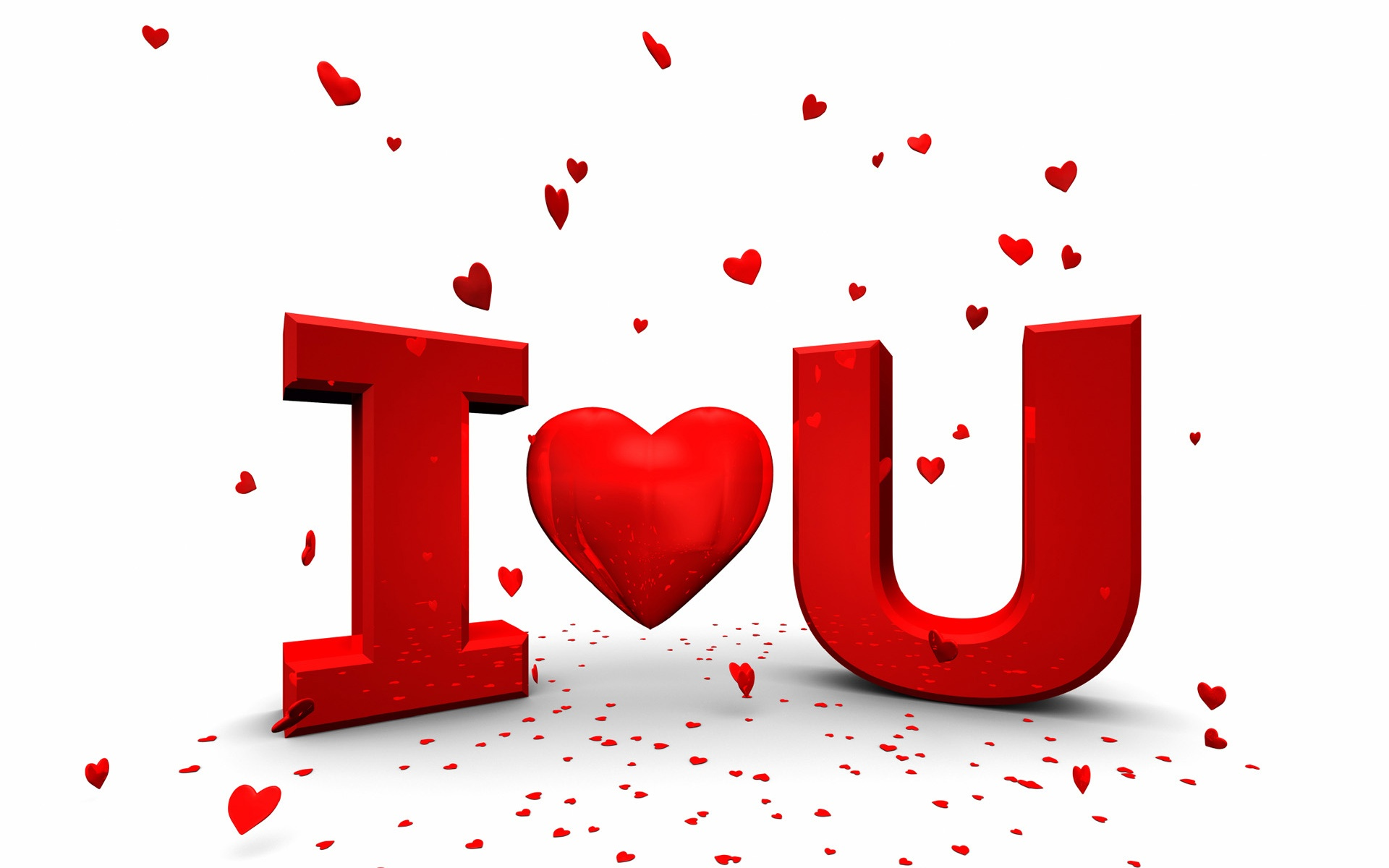 I LOVE YOU HD Wallpapers