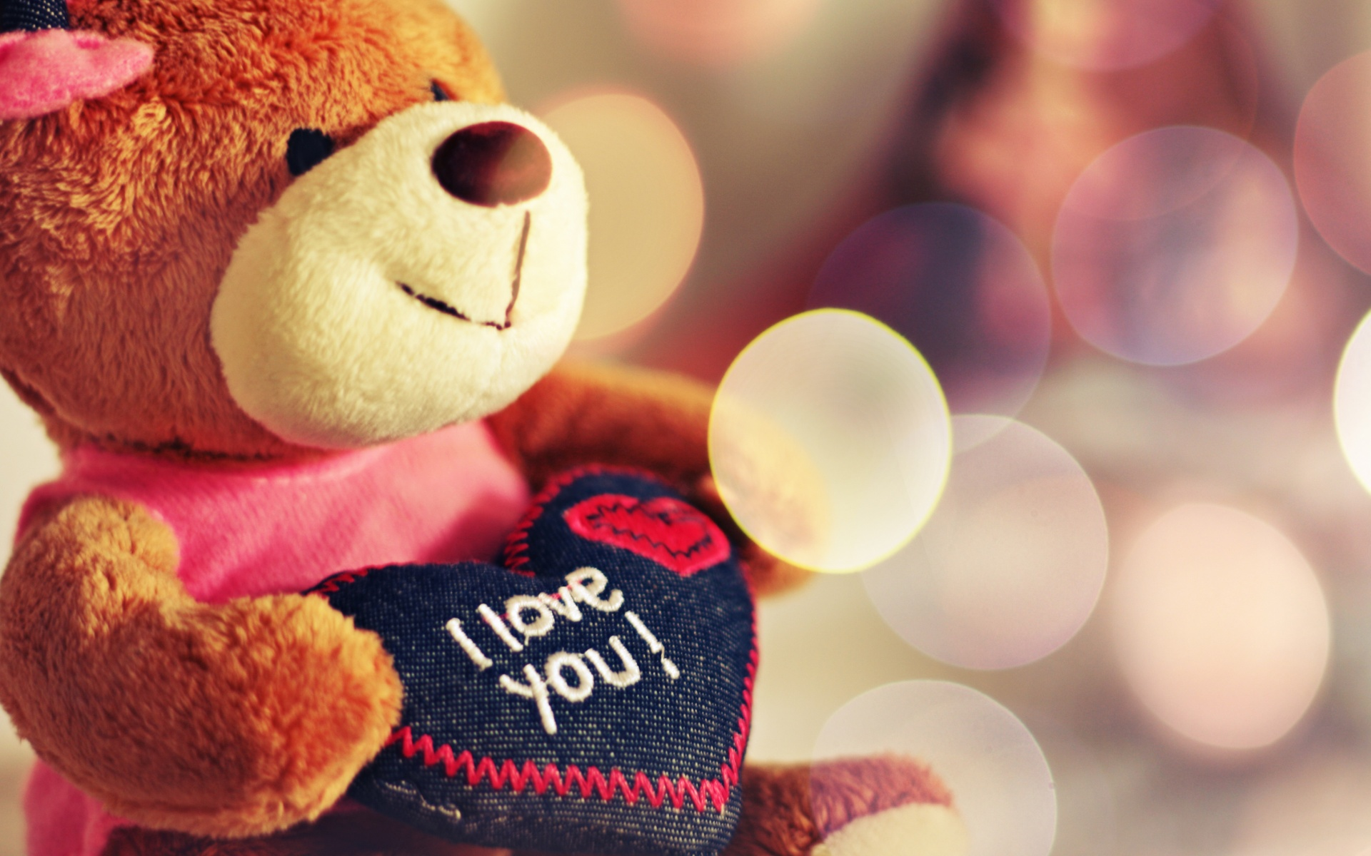 i love you teddy bear wallpapers in jpg format for free download