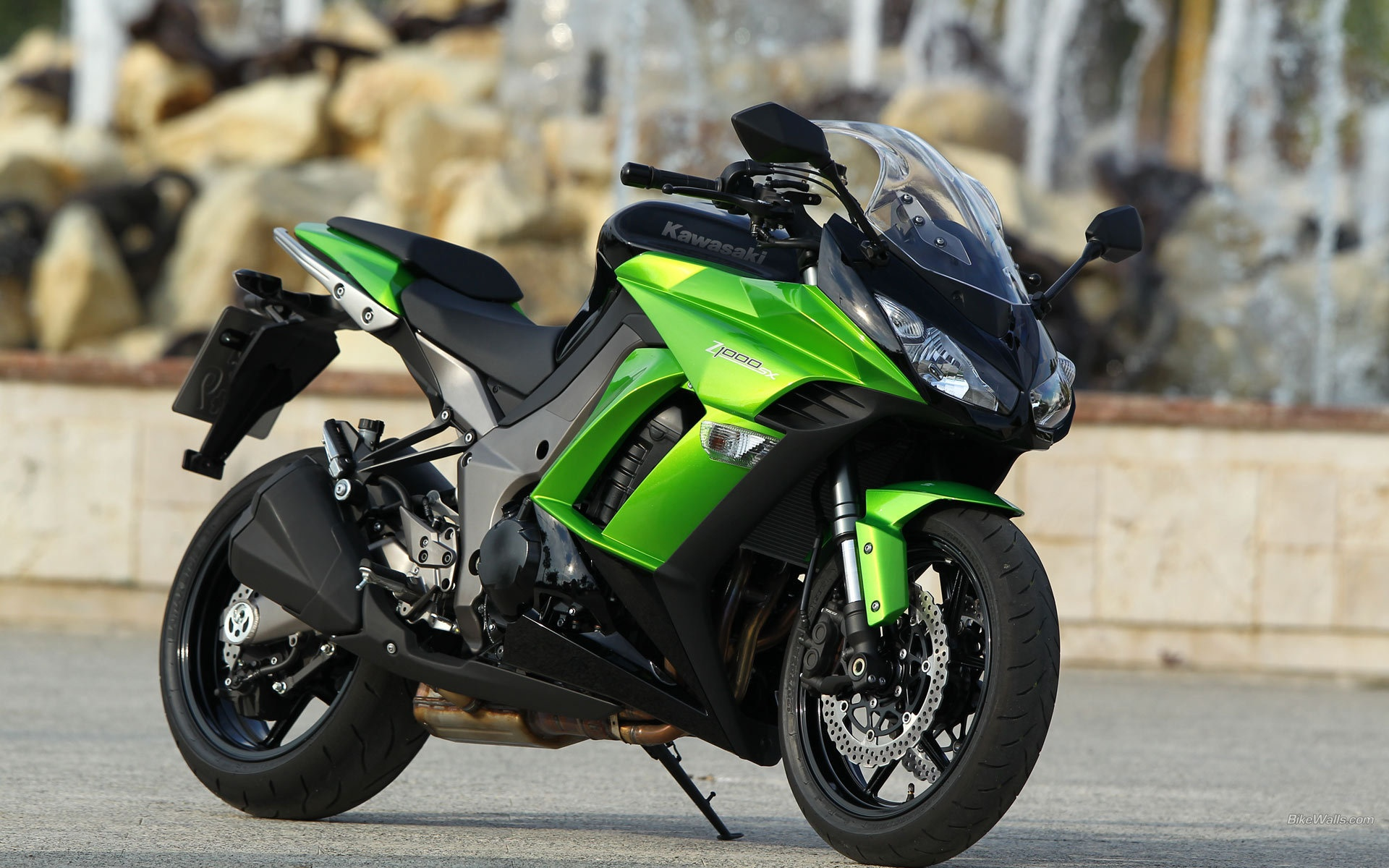 Kawasaki Z1000SX Wallpapers In Jpg Format For Free Download