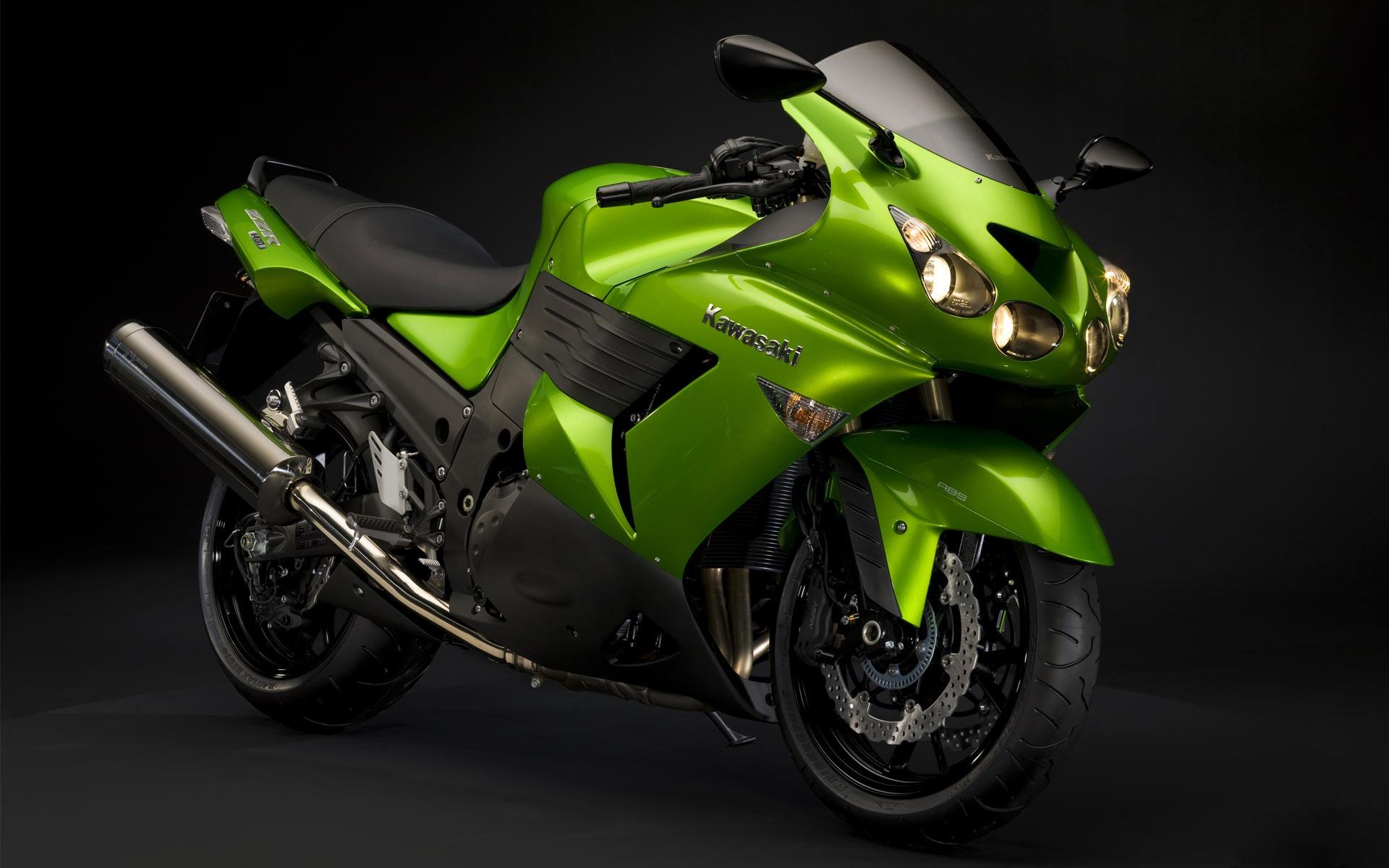 Kawasaki ZZR 1400 Wallpaper Motorcycles Wallpapers