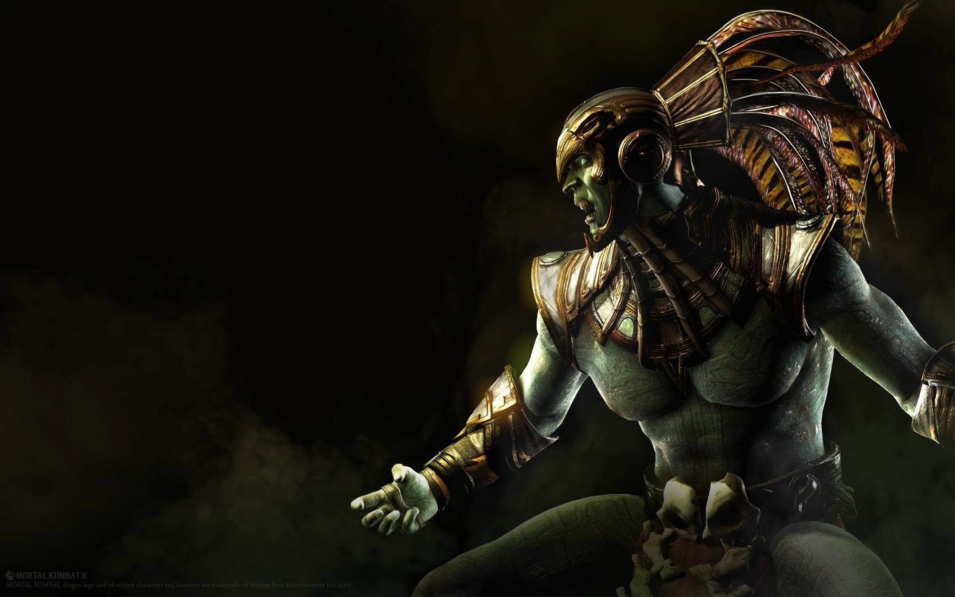 Kotal Kahn Mortal Kombat X Wallpapers in jpg format for free download 8f3b0b4b41bc