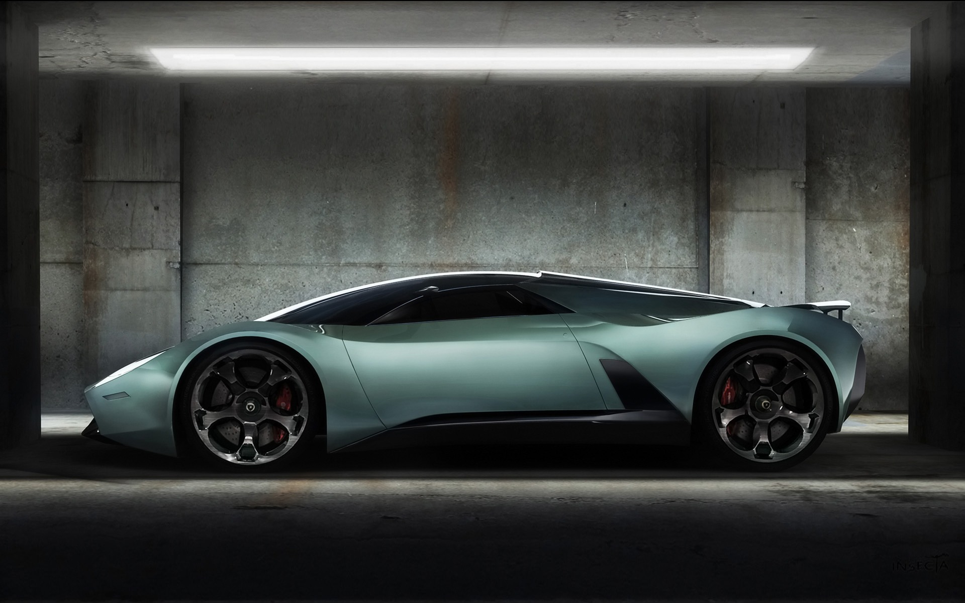 Lamborghini Insecta Concept Wallpaper Lamborghini Cars Wallpapers In