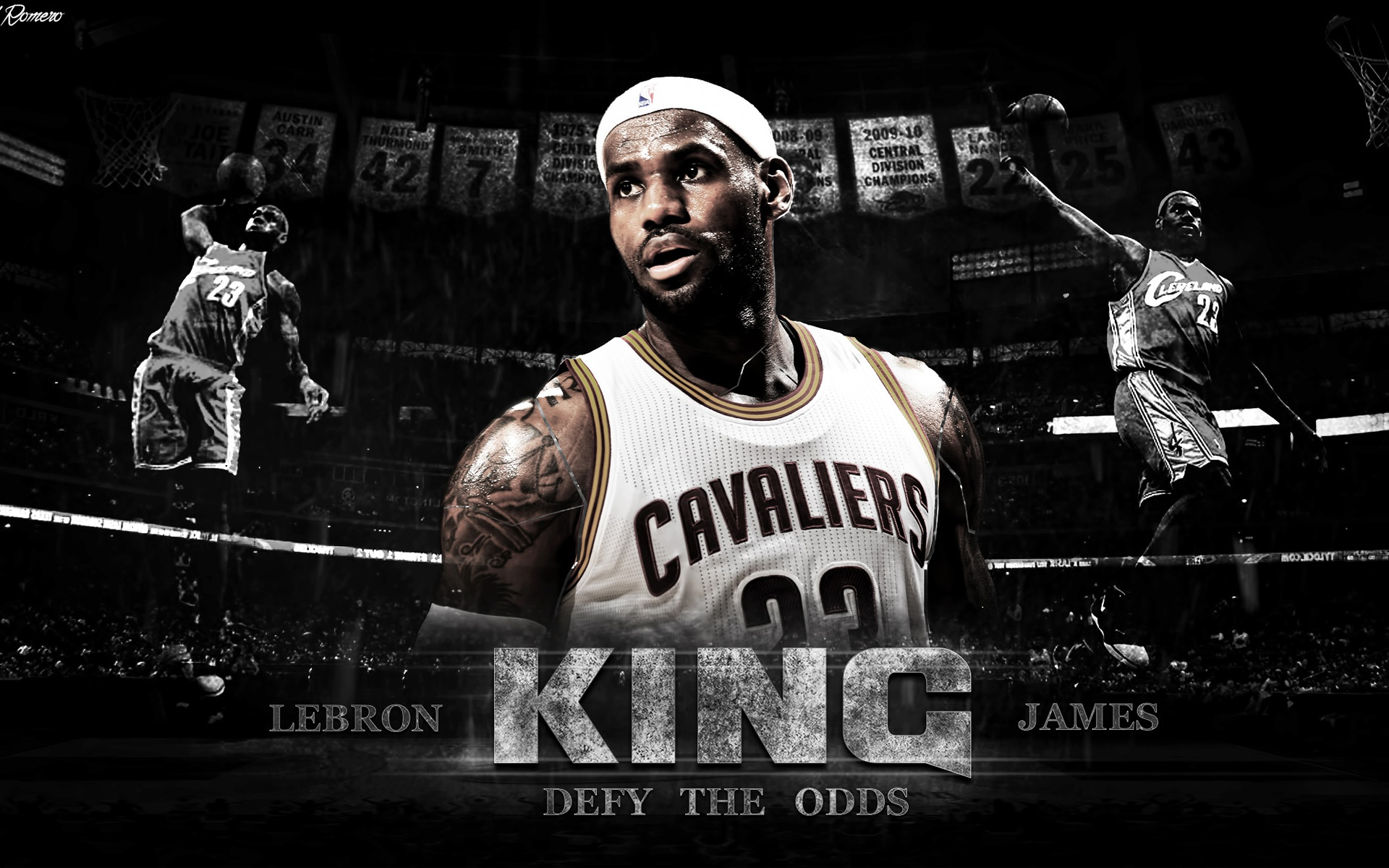 Lebron james wallpaper wallpapers for free download about 3041 lebron james cavaliers voltagebd Images