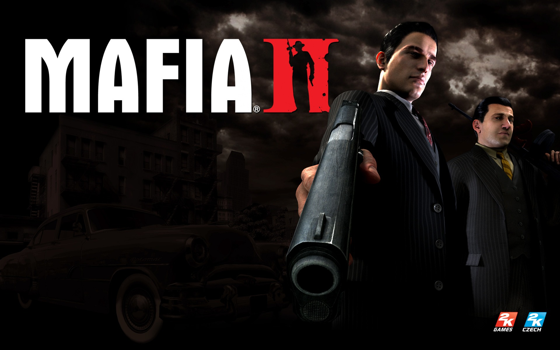 Gangsters wallpaper wallpapers for free download about 3004 mafia 2 gangsters wallpaper mafia 2 games voltagebd Choice Image