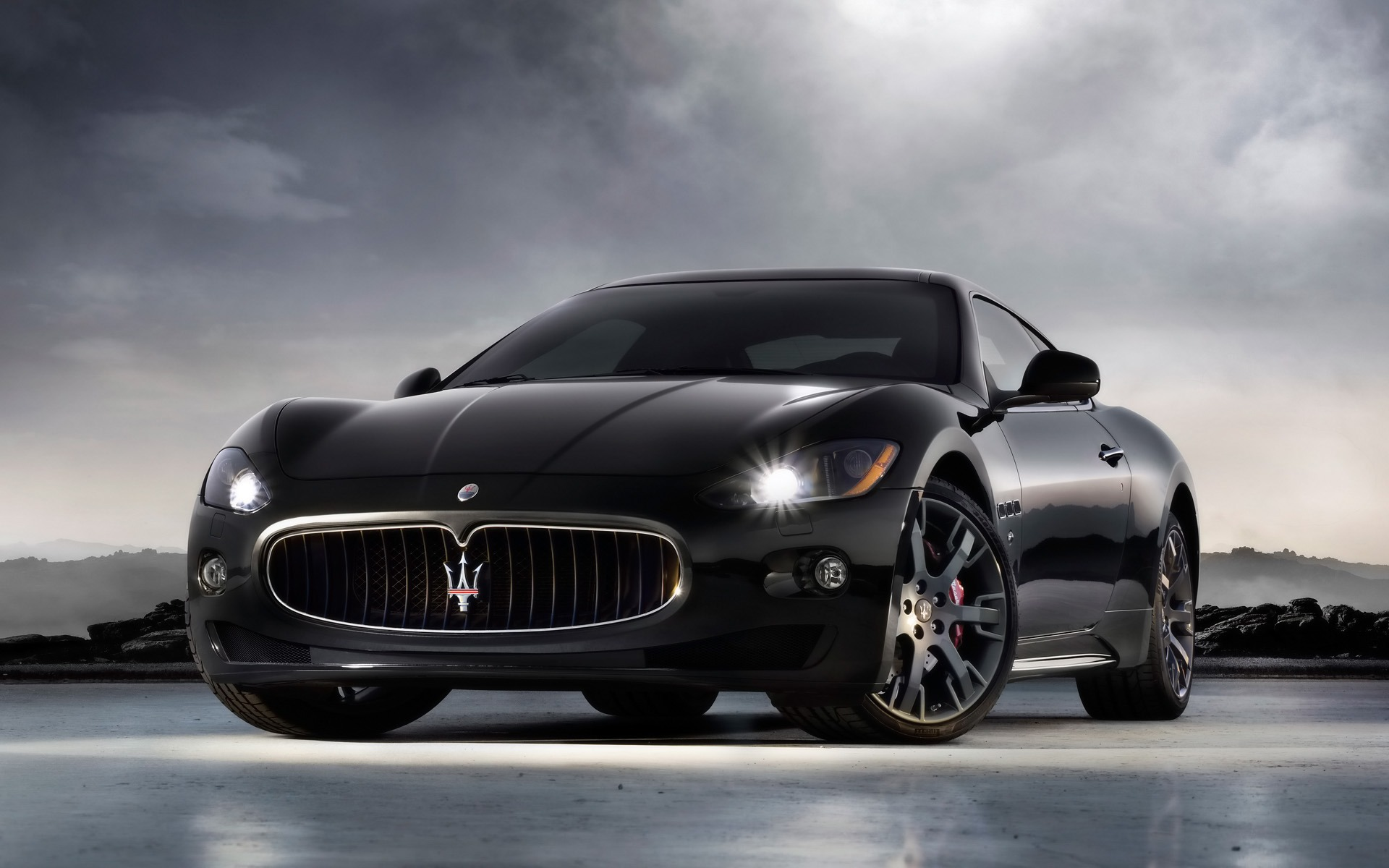 Maserati Gran Turismo S Wallpaper Maserati Cars Wallpapers in jpg
