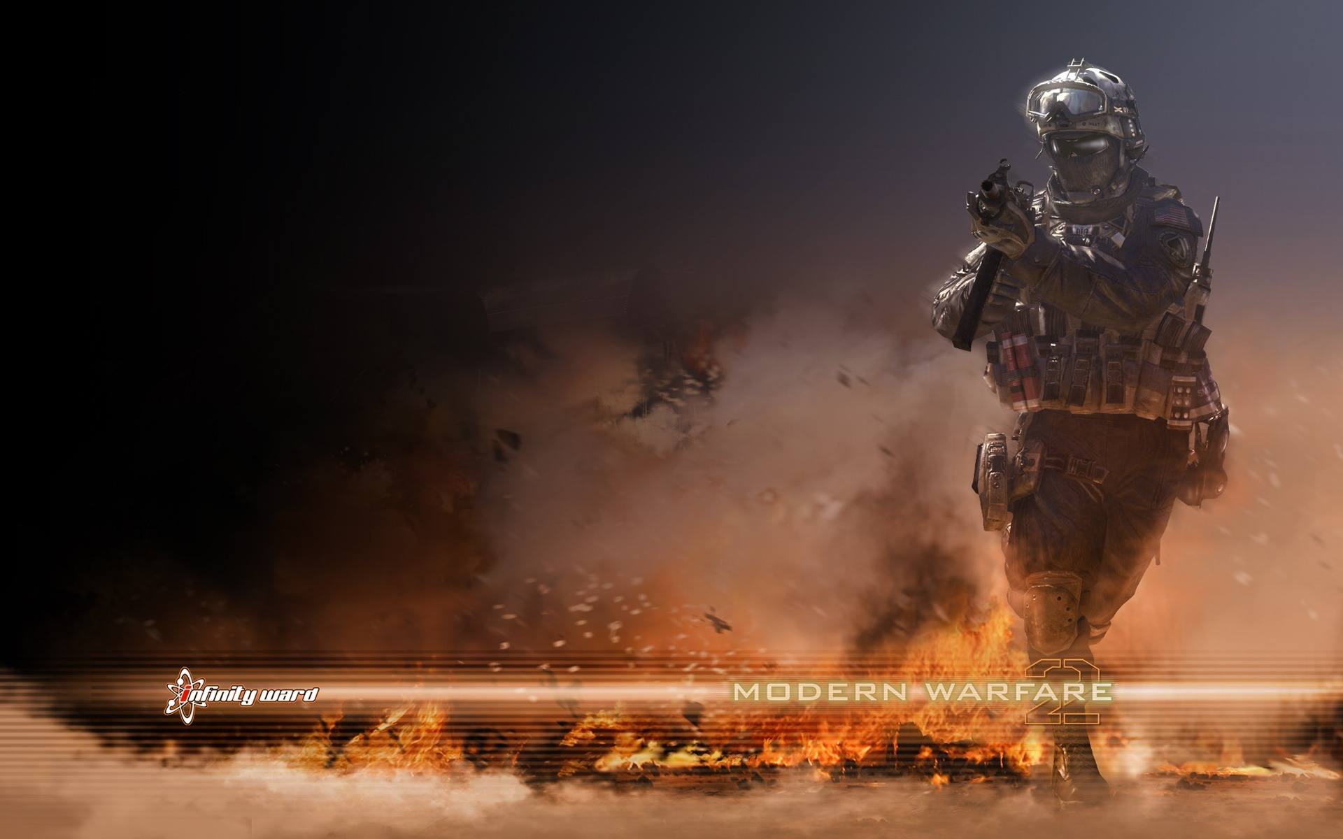 Modern Warfare 2 Wallpaper Call Of Duty Games Wallpapers In Jpg Format For Free Download