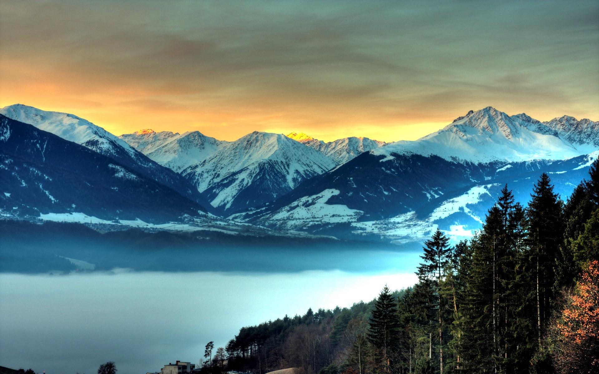 mountain bliss wallpaper landscape nature wallpapers in jpg format