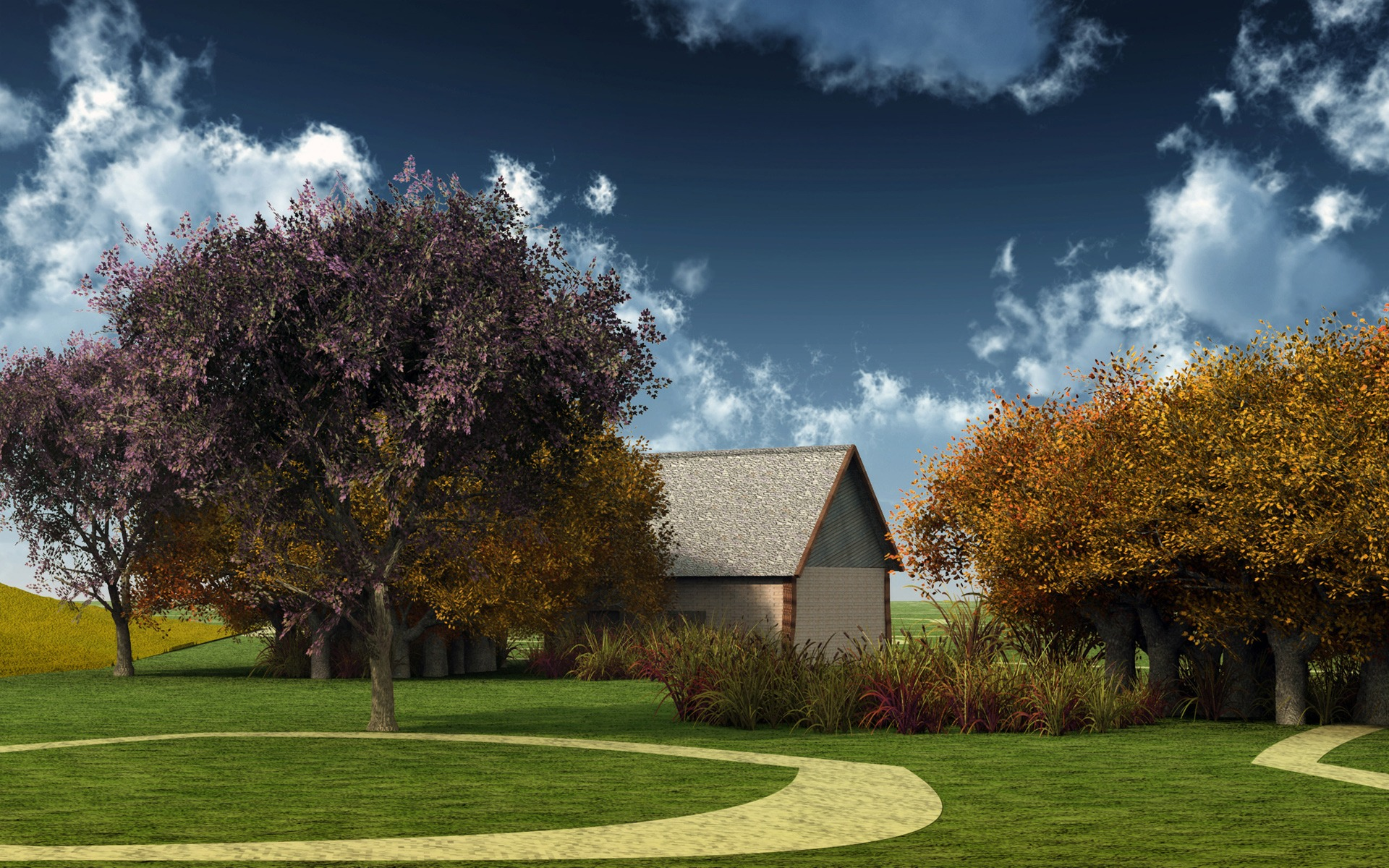 My Dream House Wallpaper Miscellaneous Other Wallpapers