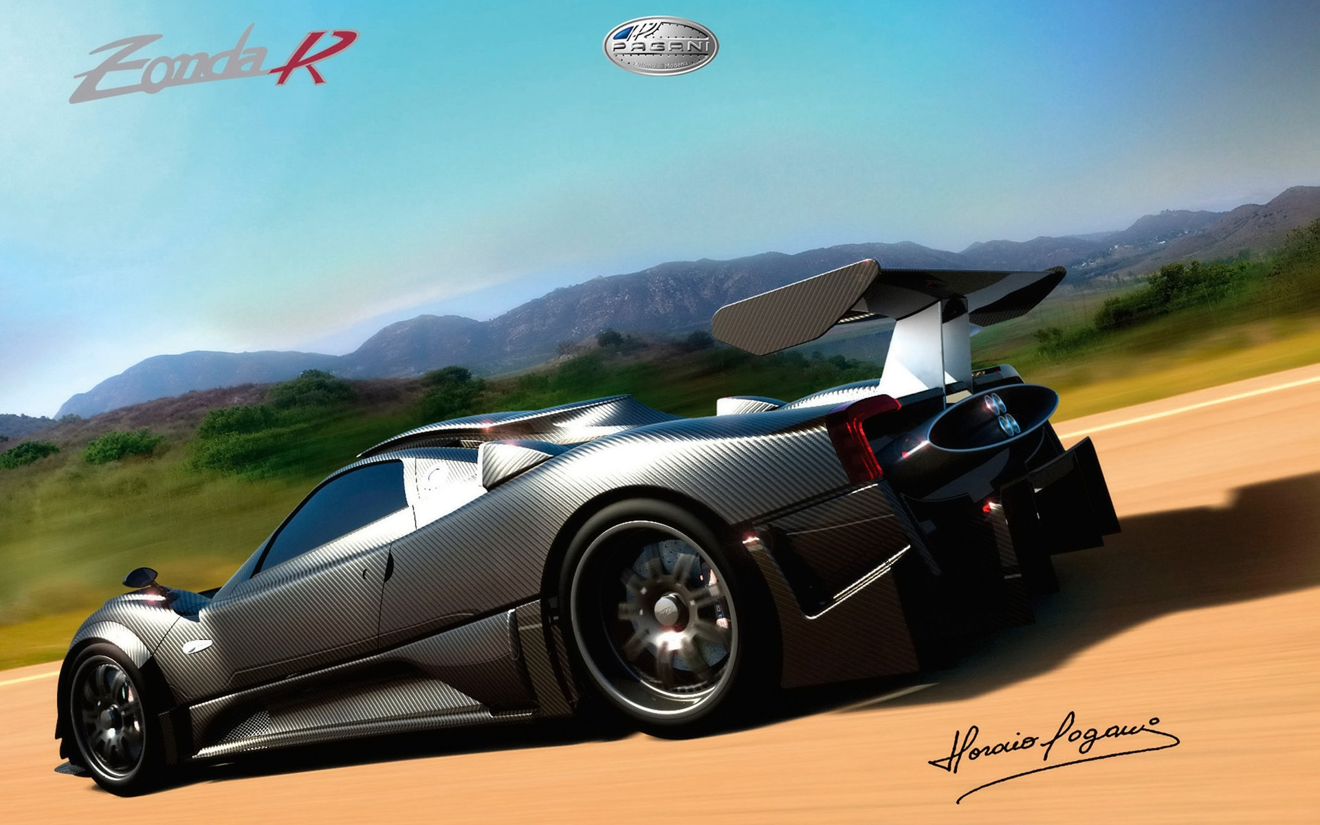Pagani Zonda R Wallpaper Pagani Cars Wallpapers In Jpg Format For Free Download