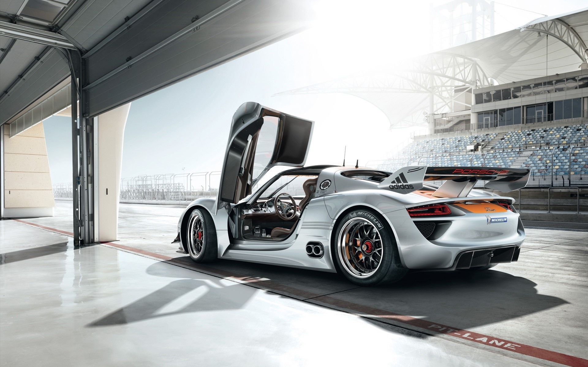 Porsche Super Car Wallpapers