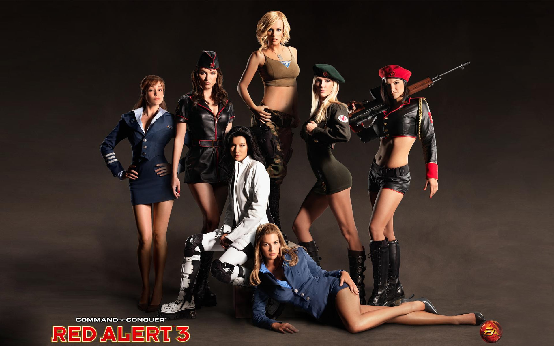 Red Alert 3 Girls Wallpaper Red Alert 3 Games Wallpapers In Jpg