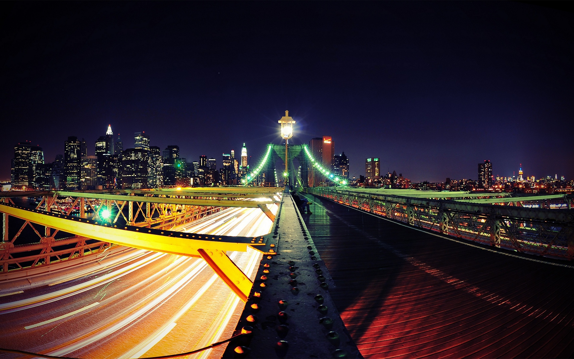 Road To New York City Wallpapers