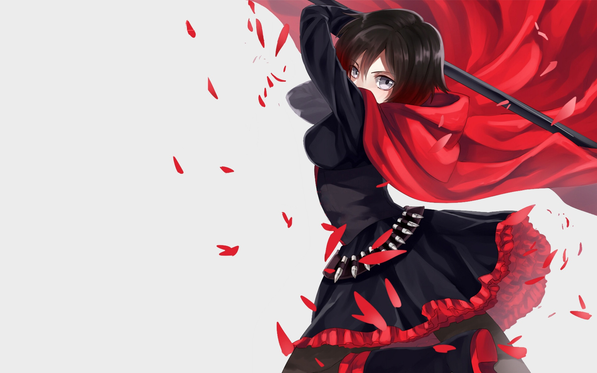 Ruby Rose RWBY Wallpapers In Jpg Format For Free Download