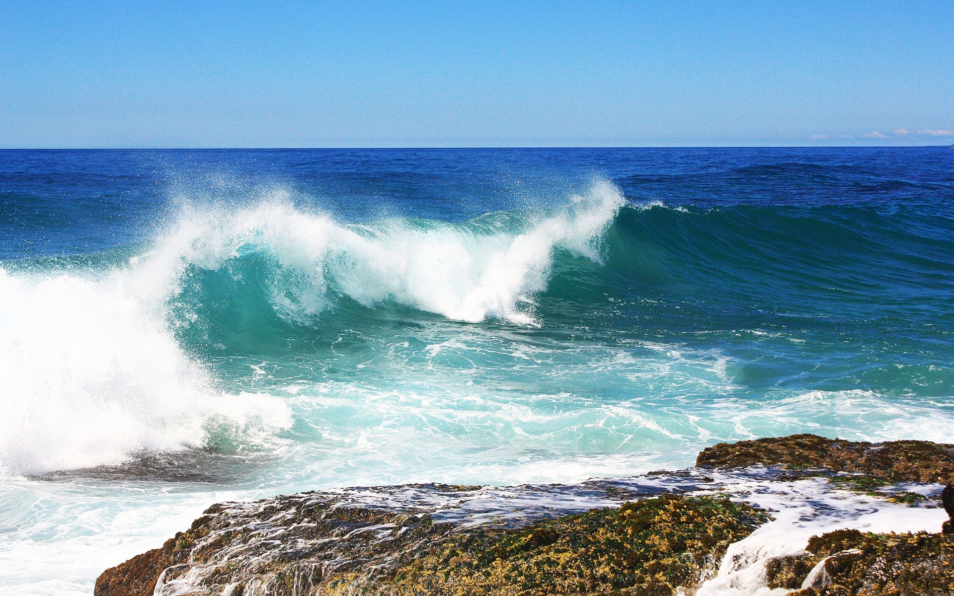 Sea Wave Wallpapers In Jpg Format For Free Download
