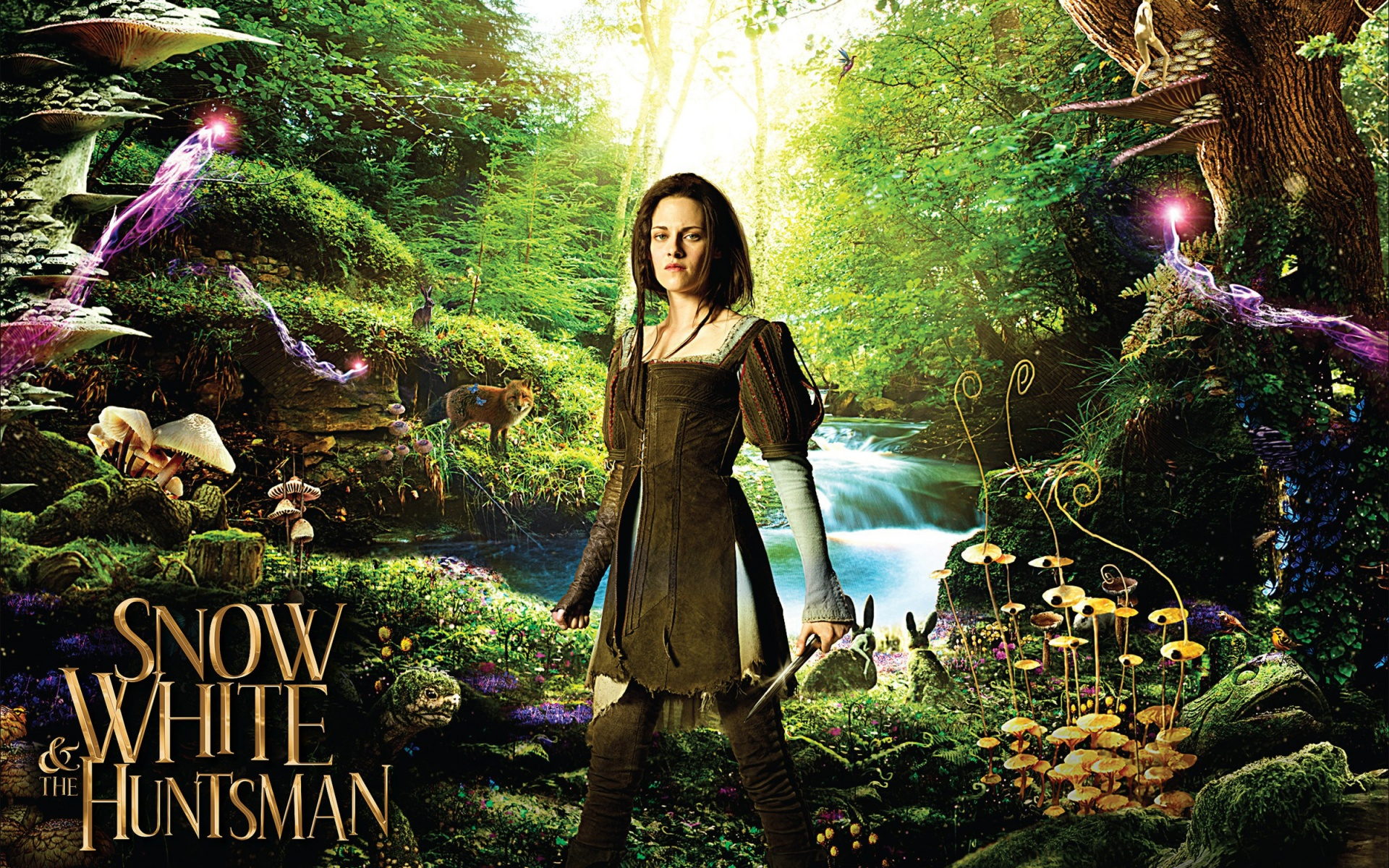 snow white and the huntsman in hindi download