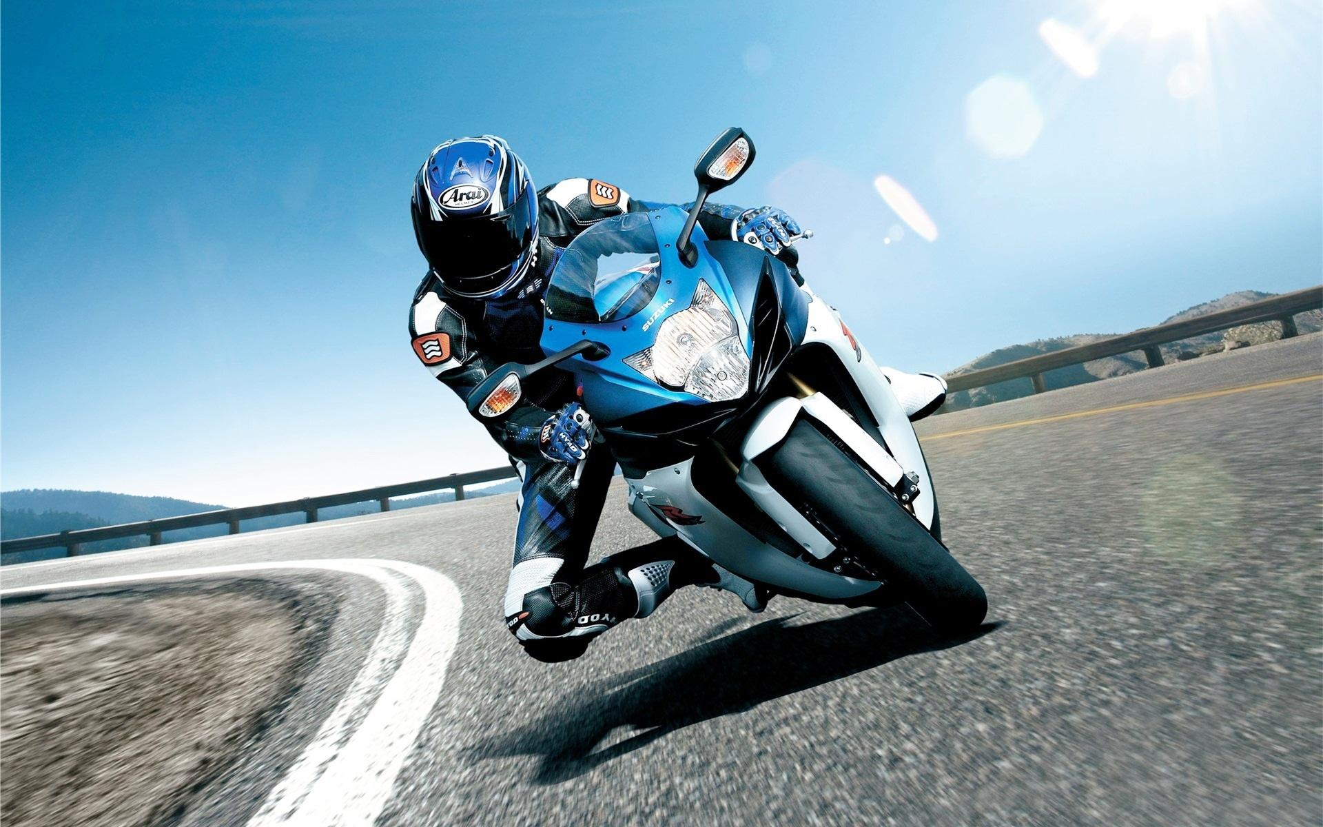 suzuki biker wallpapers in jpg format for free download