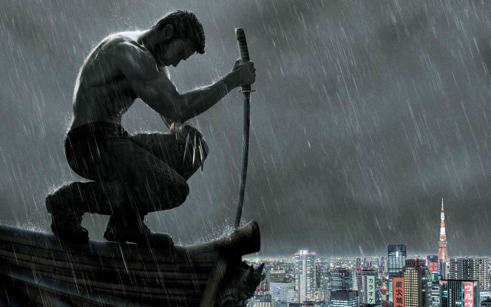 The Wolverine Movie Wallpapers In Jpg Format For Free Download