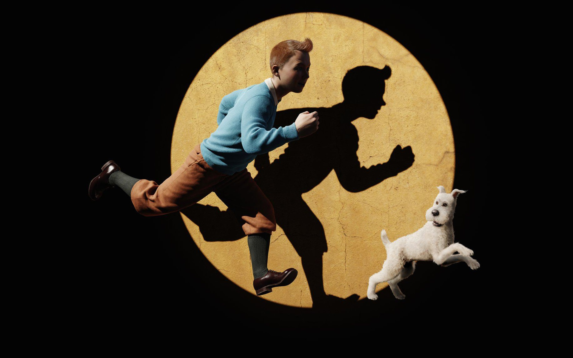 tintin and snowy in the adventures of tintin wallpapers in jpg