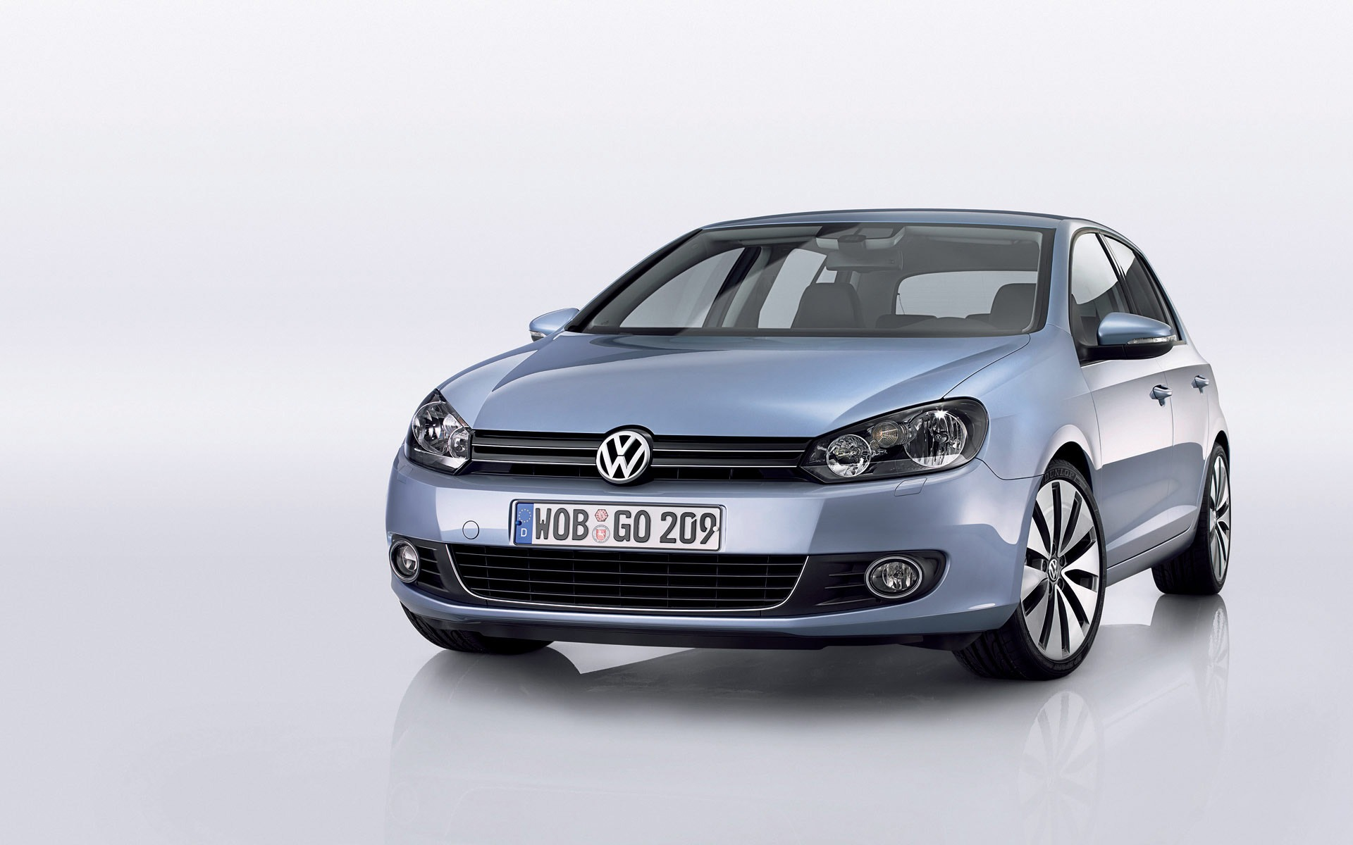 VW Golf VI Wallpaper Volkswagen Cars Wallpapers